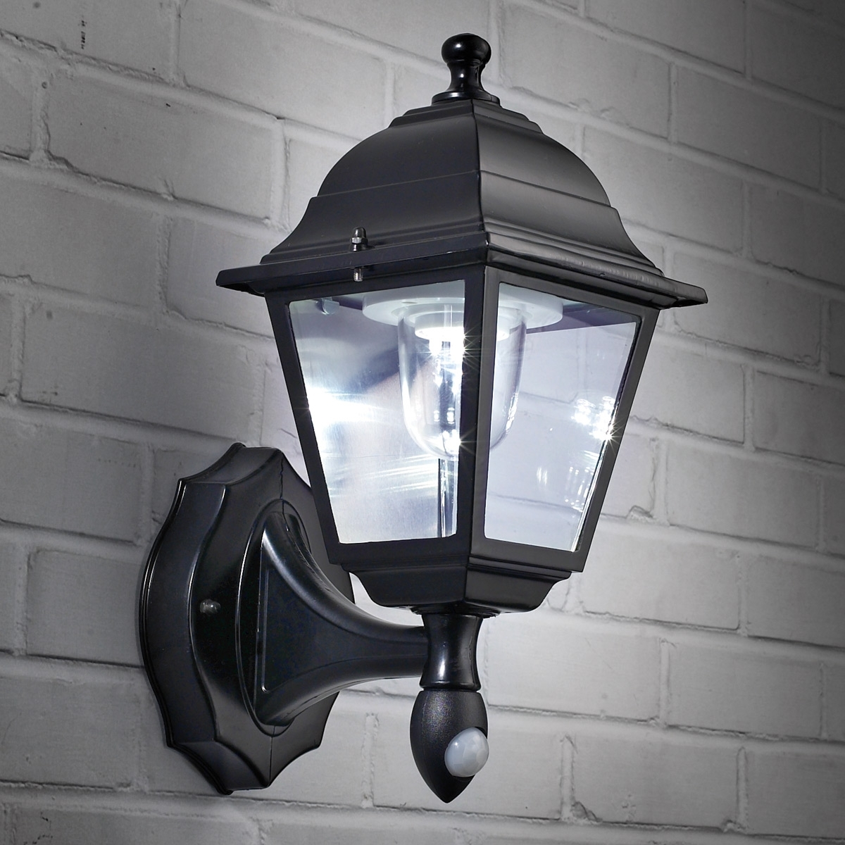 Tesco Outdoor Wall Lighting Regarding Widely Used Diy : Battery Operated Wall Sconces Home Depot Powered Light Led (View 3 of 20)