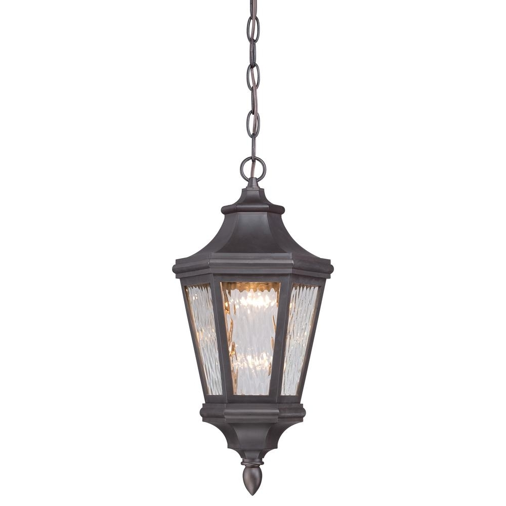 The Great Outdoorsminka Lavery Hanford Pointe Oil Rubbed Bronze With Regard To Favorite Oil Rubbed Bronze Outdoor Hanging Lights (View 15 of 20)