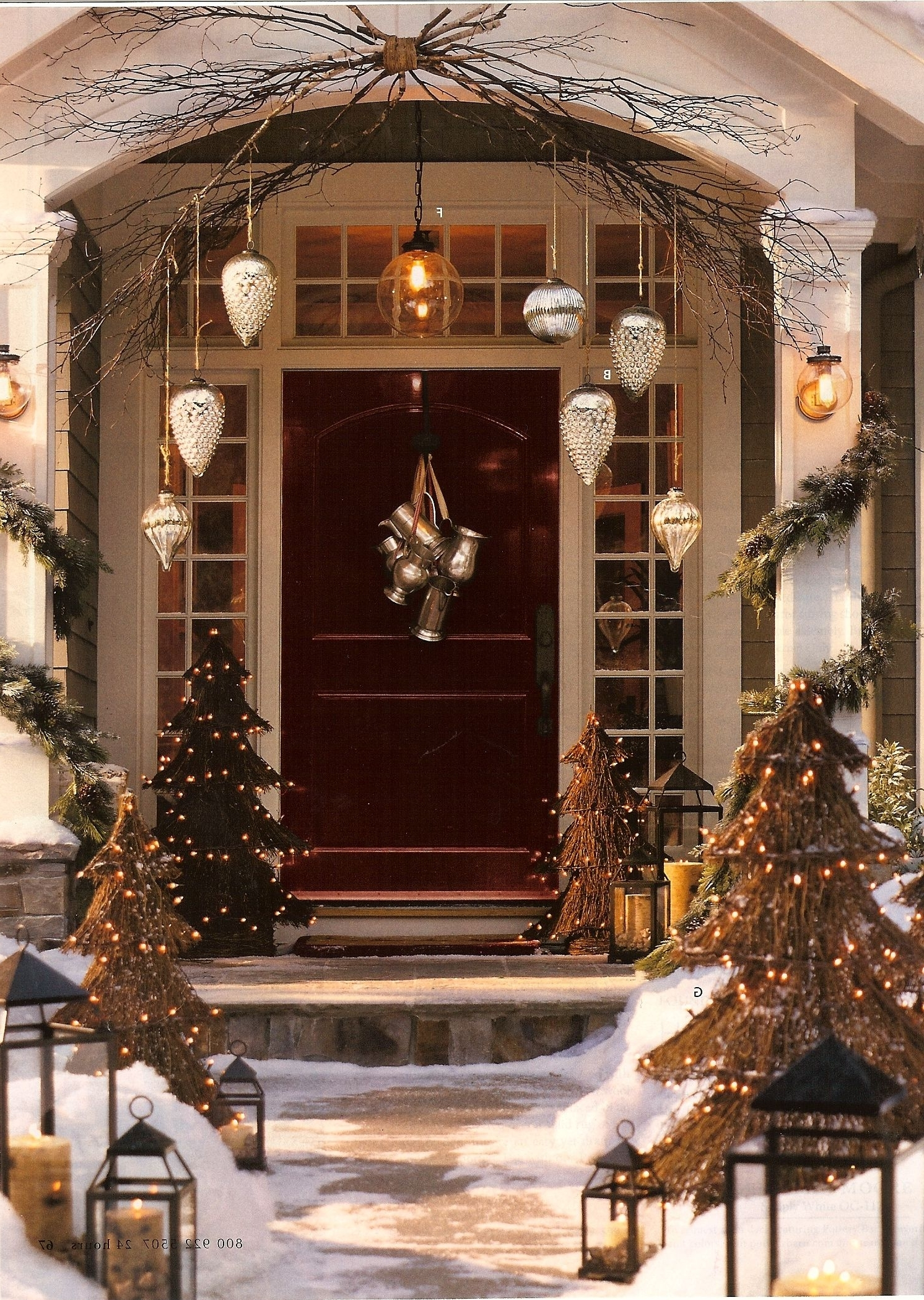 The Most Unusual Front Door Holiday (View 16 of 20)