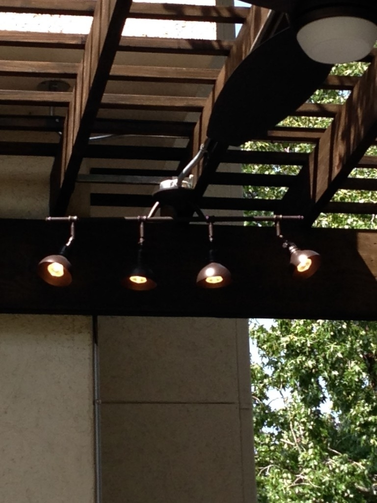 This Image Of Outdoor Track Lightingrestoration Hardware Goes In 2018 Outdoor Ceiling Track Lighting (View 18 of 20)