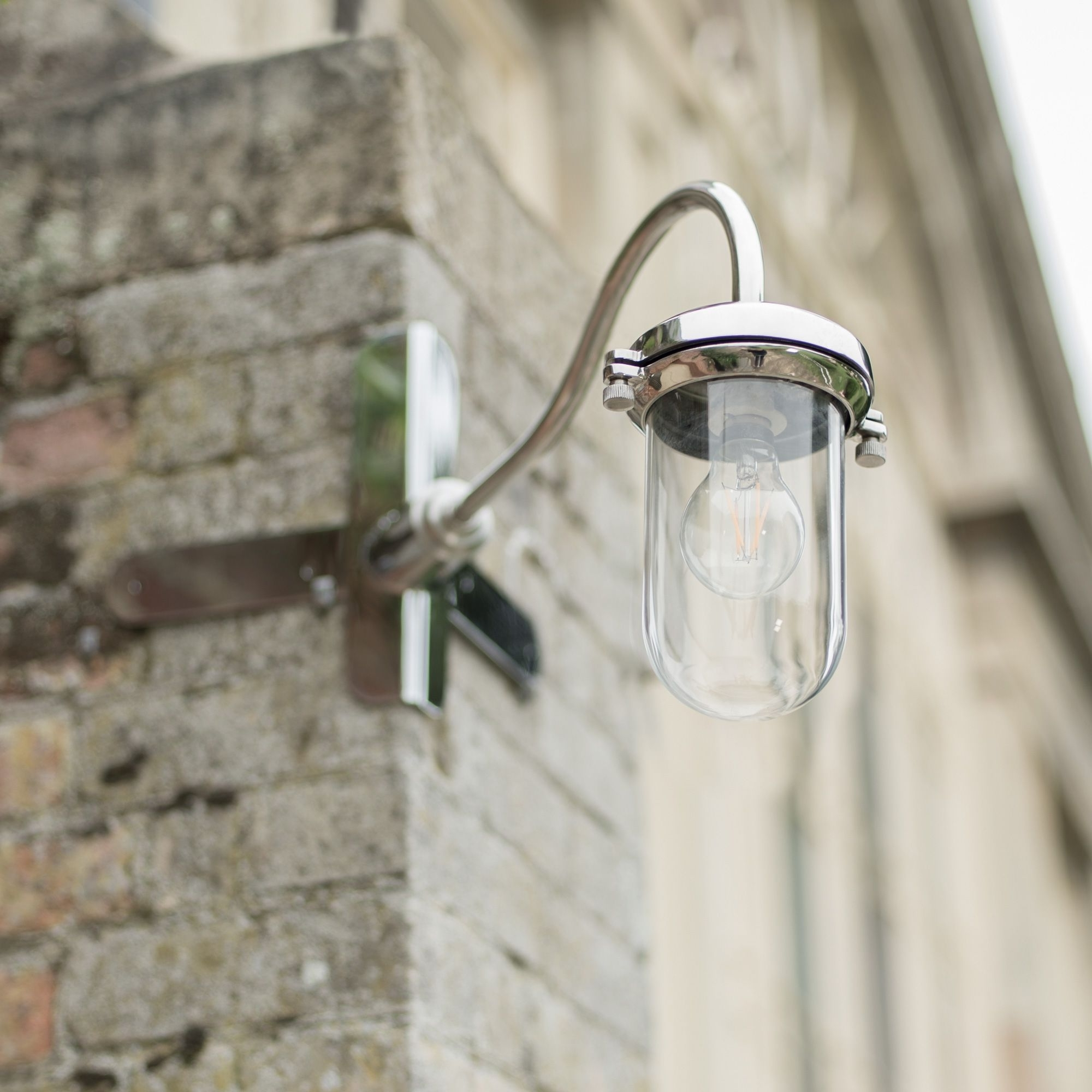 Featured Photo of Outdoor Corner Wall Lighting