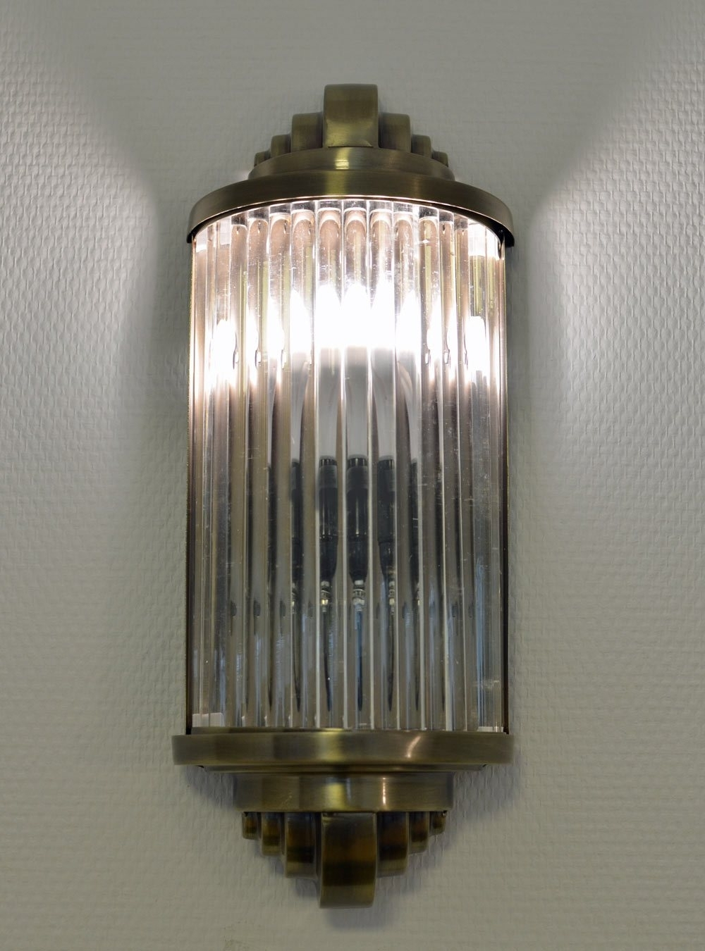 Trendy Art Deco Outdoor Wall Lights Pertaining To Lovely Art Deco Cinema Wall Lights 54 With Additional Lowes Outdoor (View 2 of 20)