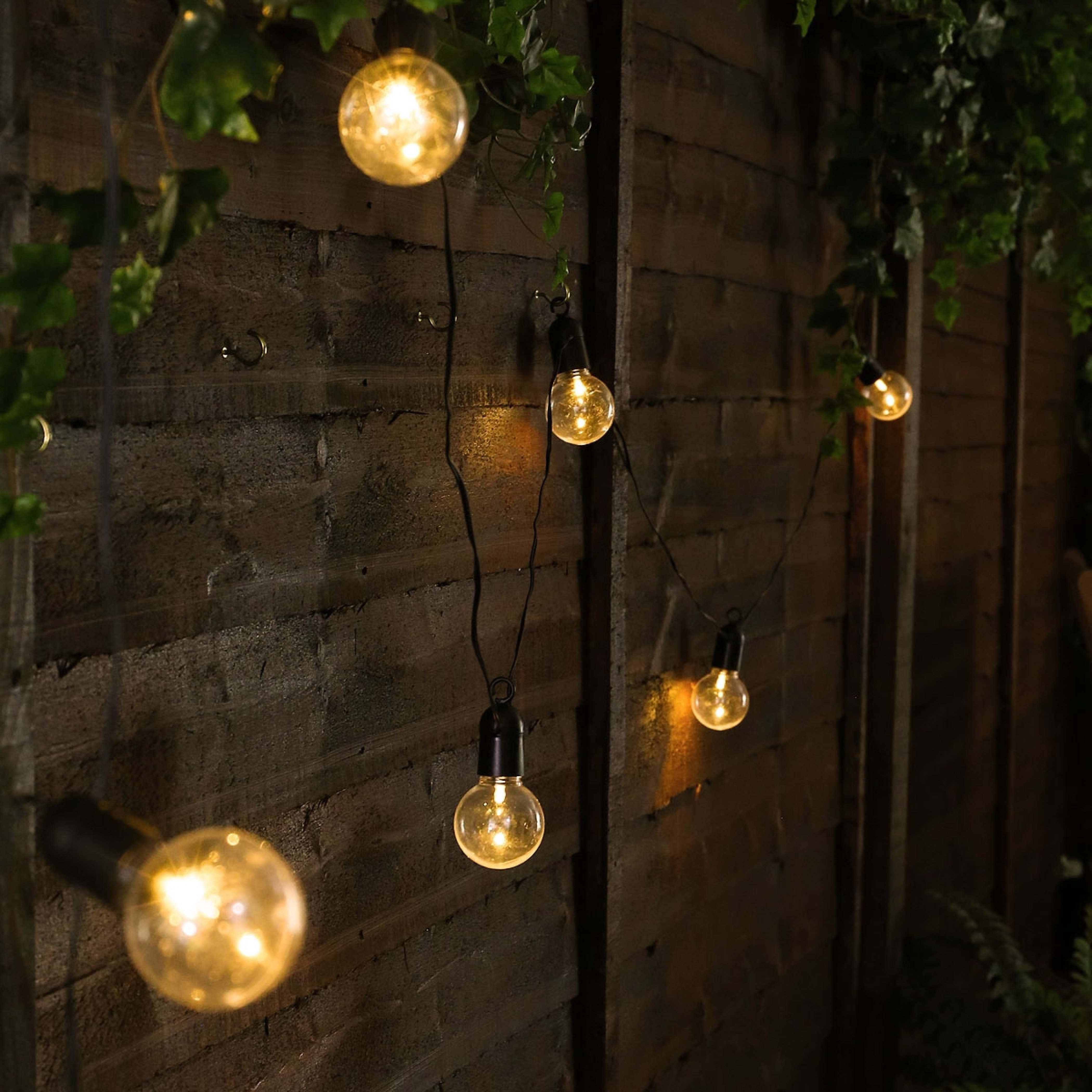 Trendy Battery Operated Outdoor Lighting Inside Outdoor Battery Operated Lights: Feel Good Lighting At Festive Lights (View 3 of 20)