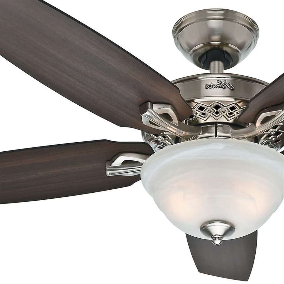 Trendy Ceiling Fans : S Hunter Ceiling Fans With Lights Fan Light Kit Ebay Intended For Outdoor Ceiling Fans With Lights At Ebay (View 17 of 20)