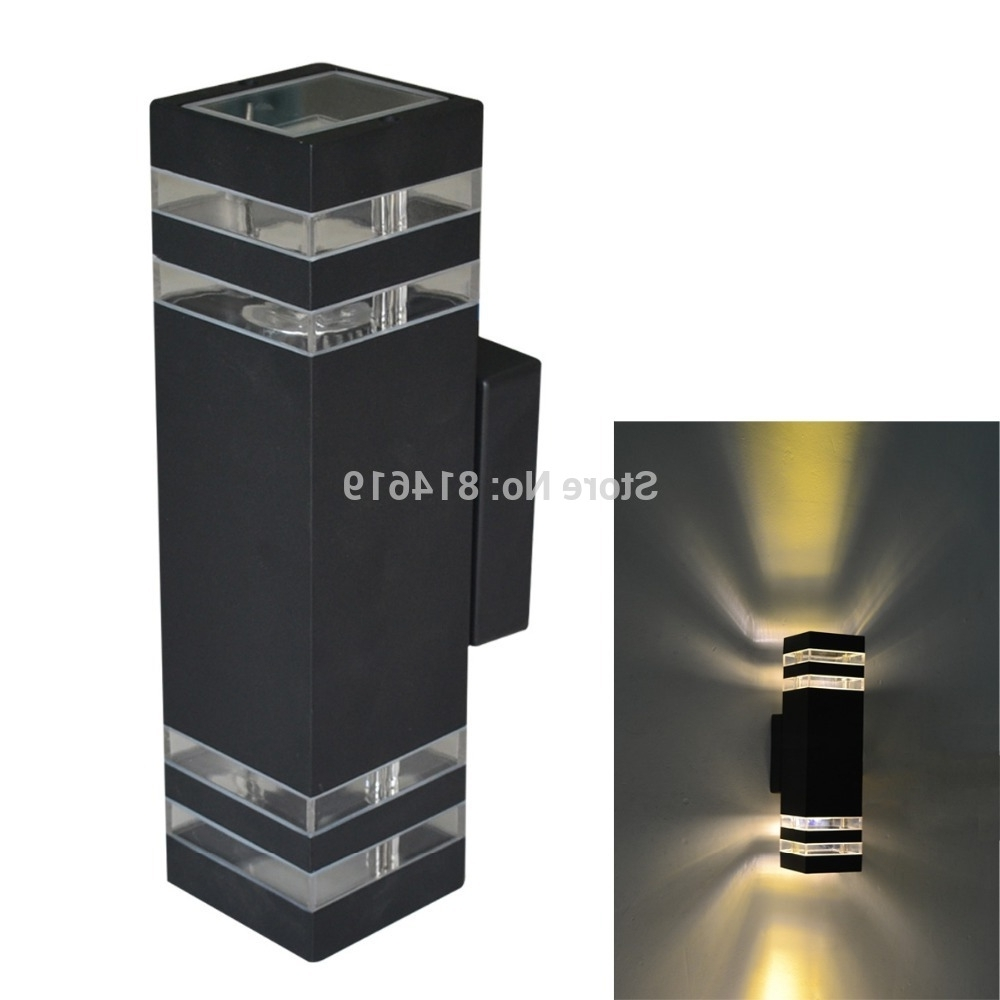 Featured Photo of Cheap Outdoor Wall Lighting