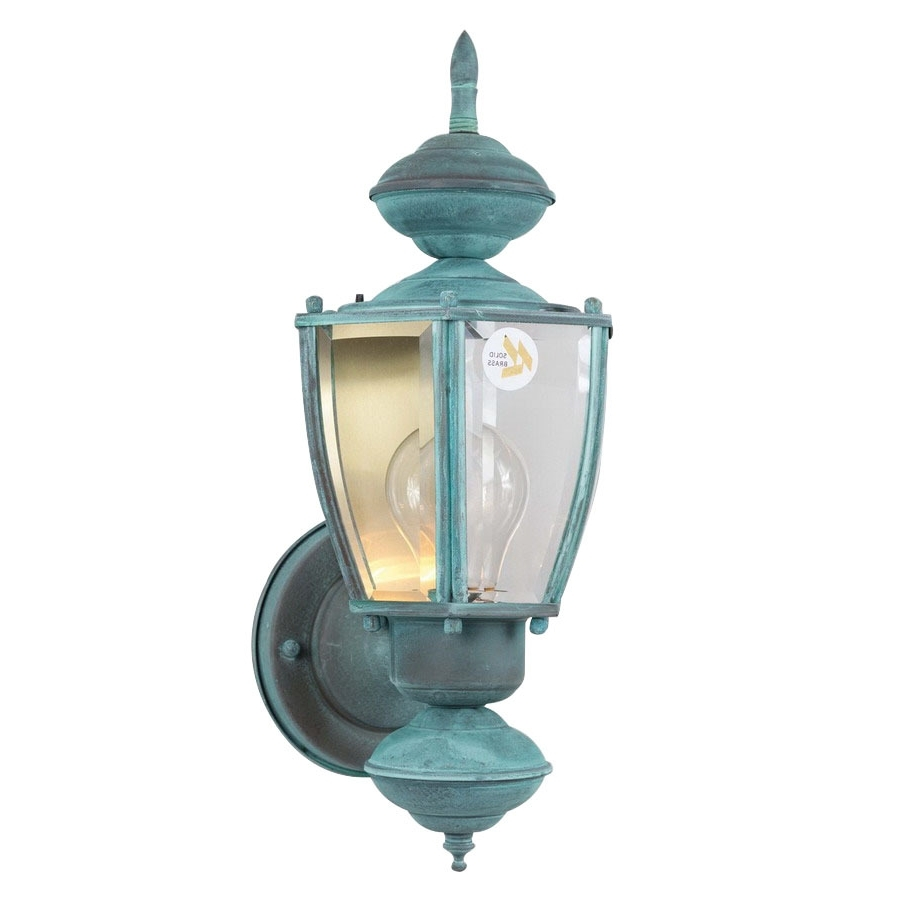 Featured Photo of Green Outdoor Wall Lights