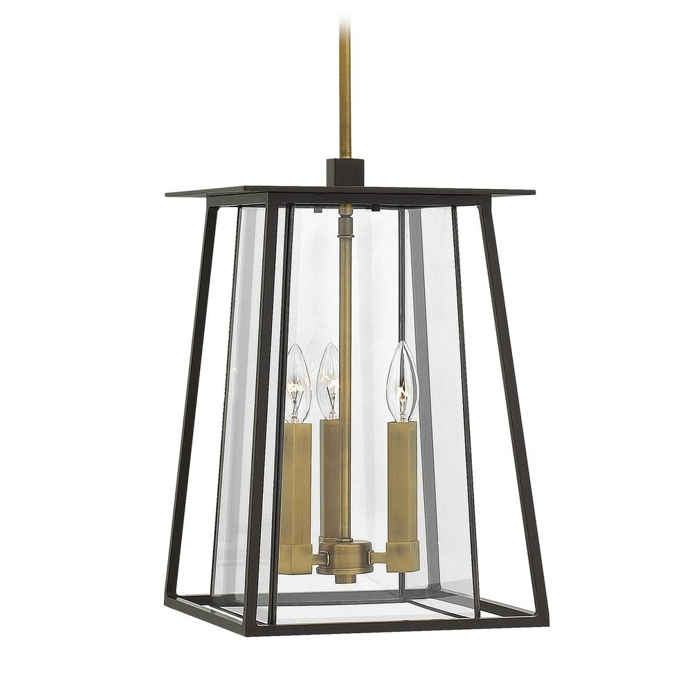 Trendy Hinkley Lighting Walker Buckeye Bronze Outdoor Hanging Light Throughout Hinkley Outdoor Hanging Lights (View 18 of 20)