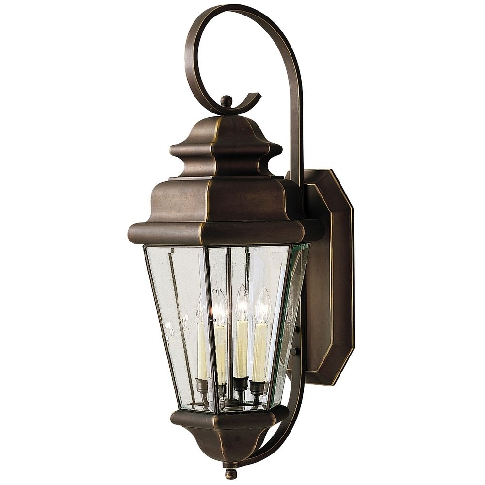 Trendy Kichler Savannah Estate Oversize 36 Inch Outdoor Wall Light (View 15 of 20)