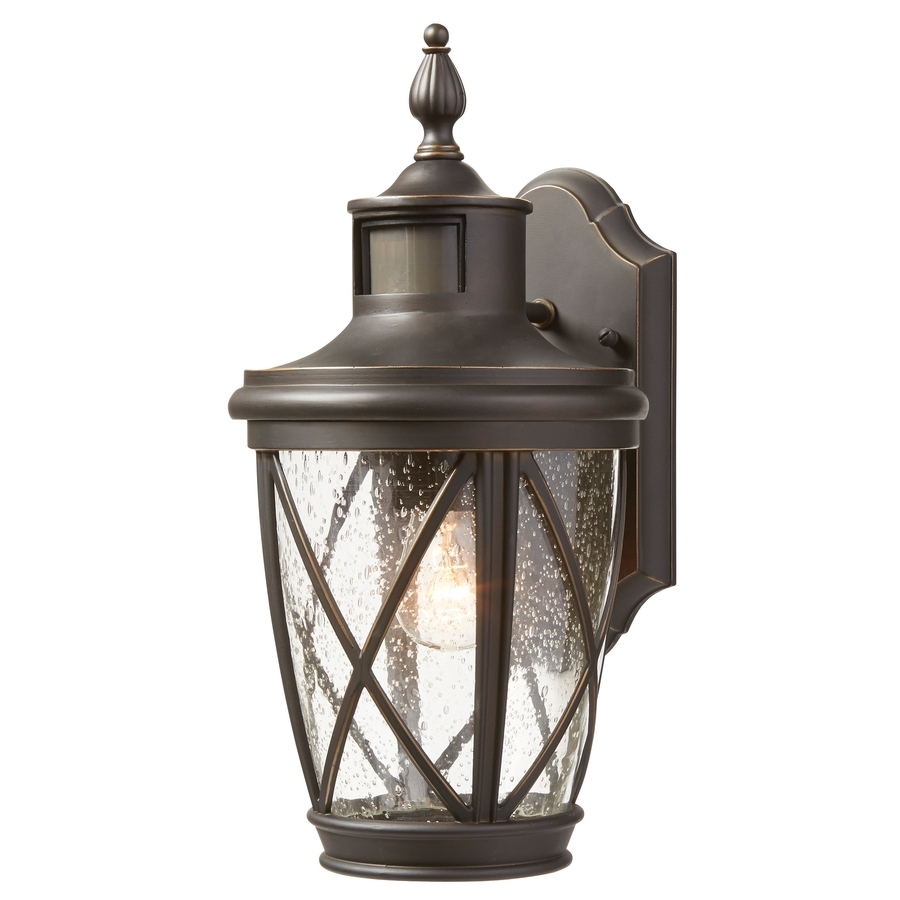 Trendy Light : Lines Art Smoothness Crafted Roth Castine Rubbed Bronze Regarding Outdoor Ceiling Lights At Lowes (View 20 of 20)