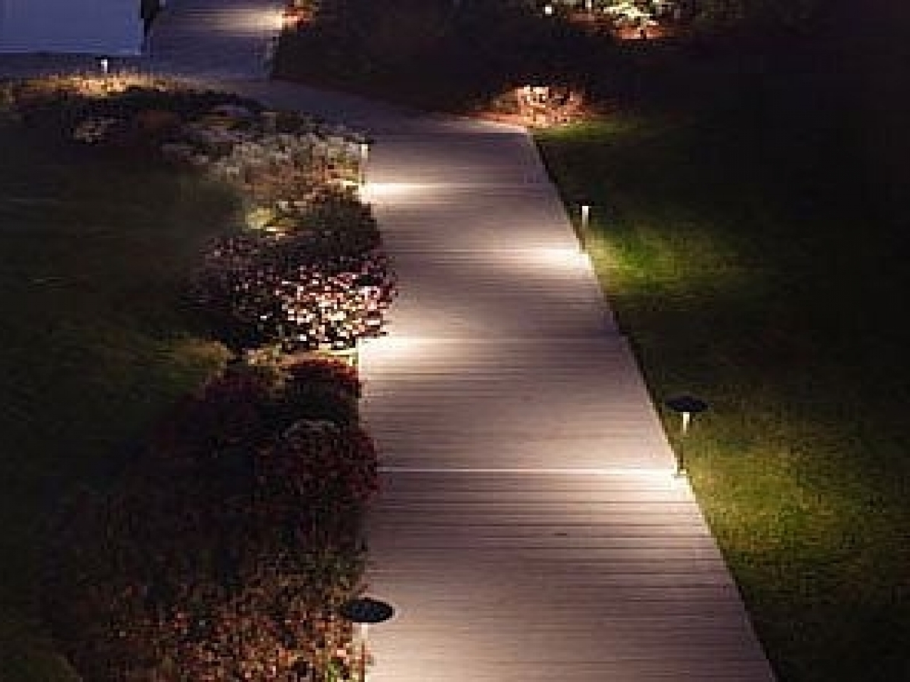Trendy Modern Solar Driveway Lights At Target Intended For Modern Path Lights Solar — Michael Decors : Modern Path Lights Outdoor (View 20 of 20)