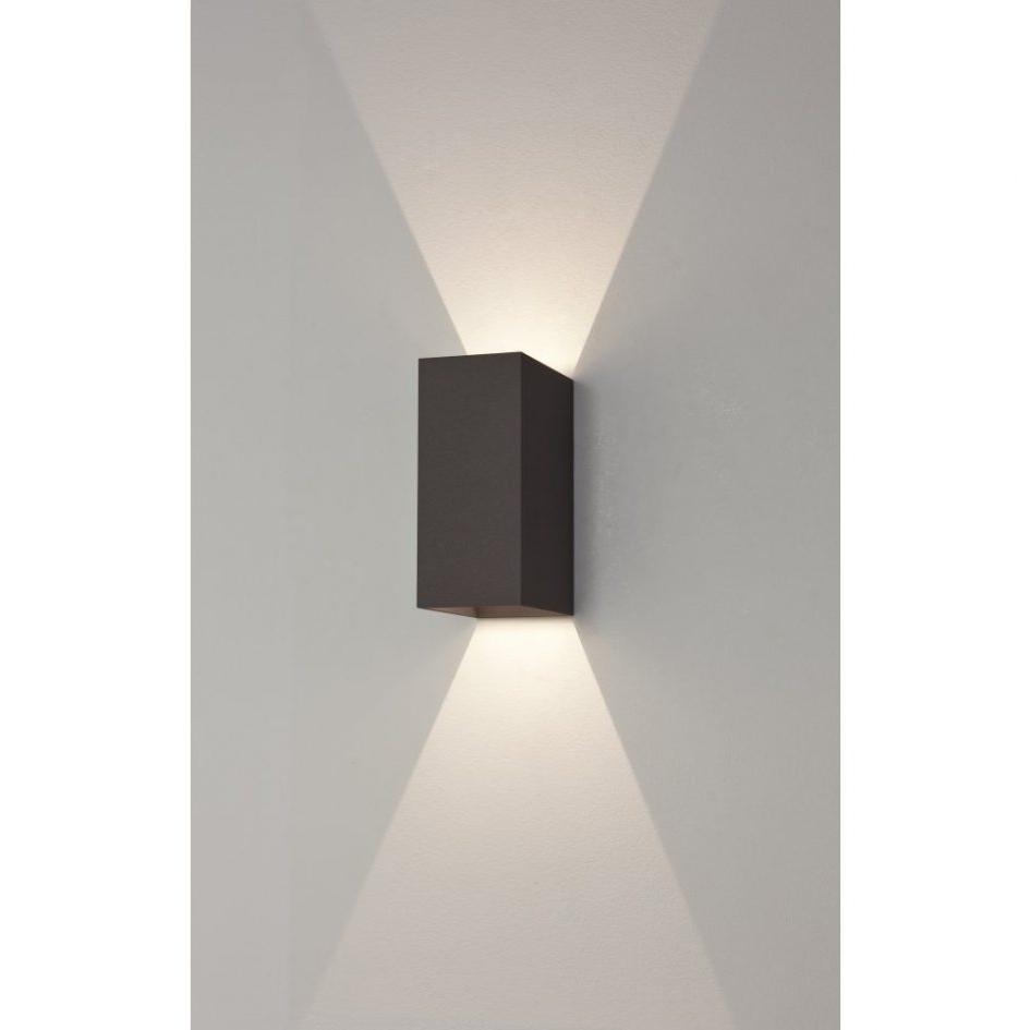 Trendy Outdoor Wall Sconce Lighting Fixtures Inside Home Lighting (View 14 of 20)