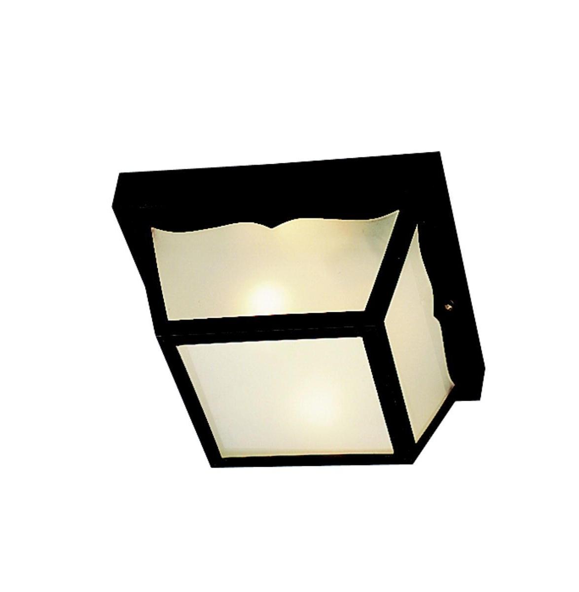 Trendy Plastic Outdoor Ceiling Lights: Deka Ingram Cm Silver Plastic Indoor With Regard To Plastic Outdoor Ceiling Lights (View 18 of 20)