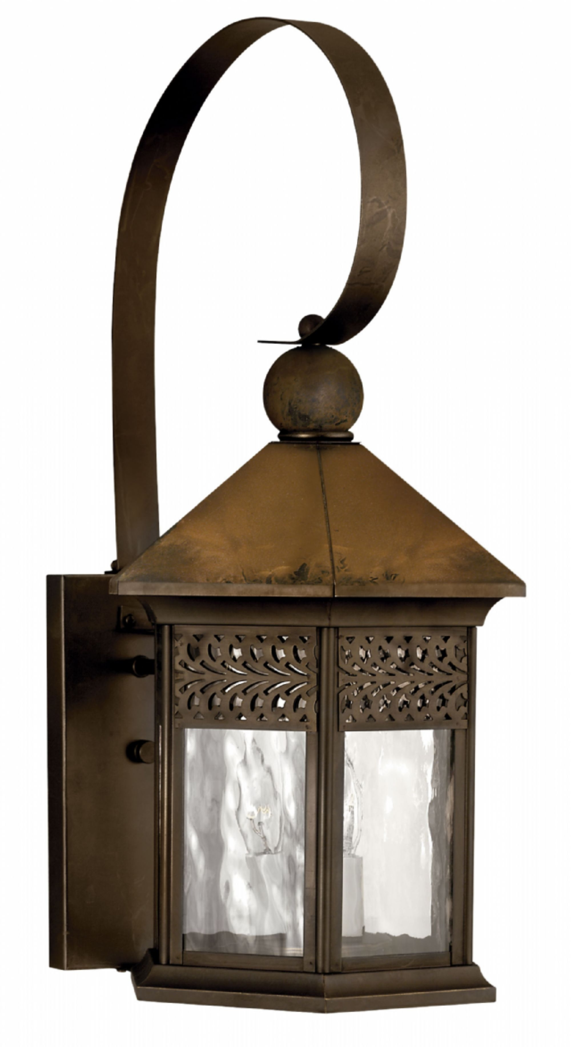 Trendy Sienna Westwinds > Exterior Wall Mount With Brass Porch Hinkley Lighting (View 6 of 20)