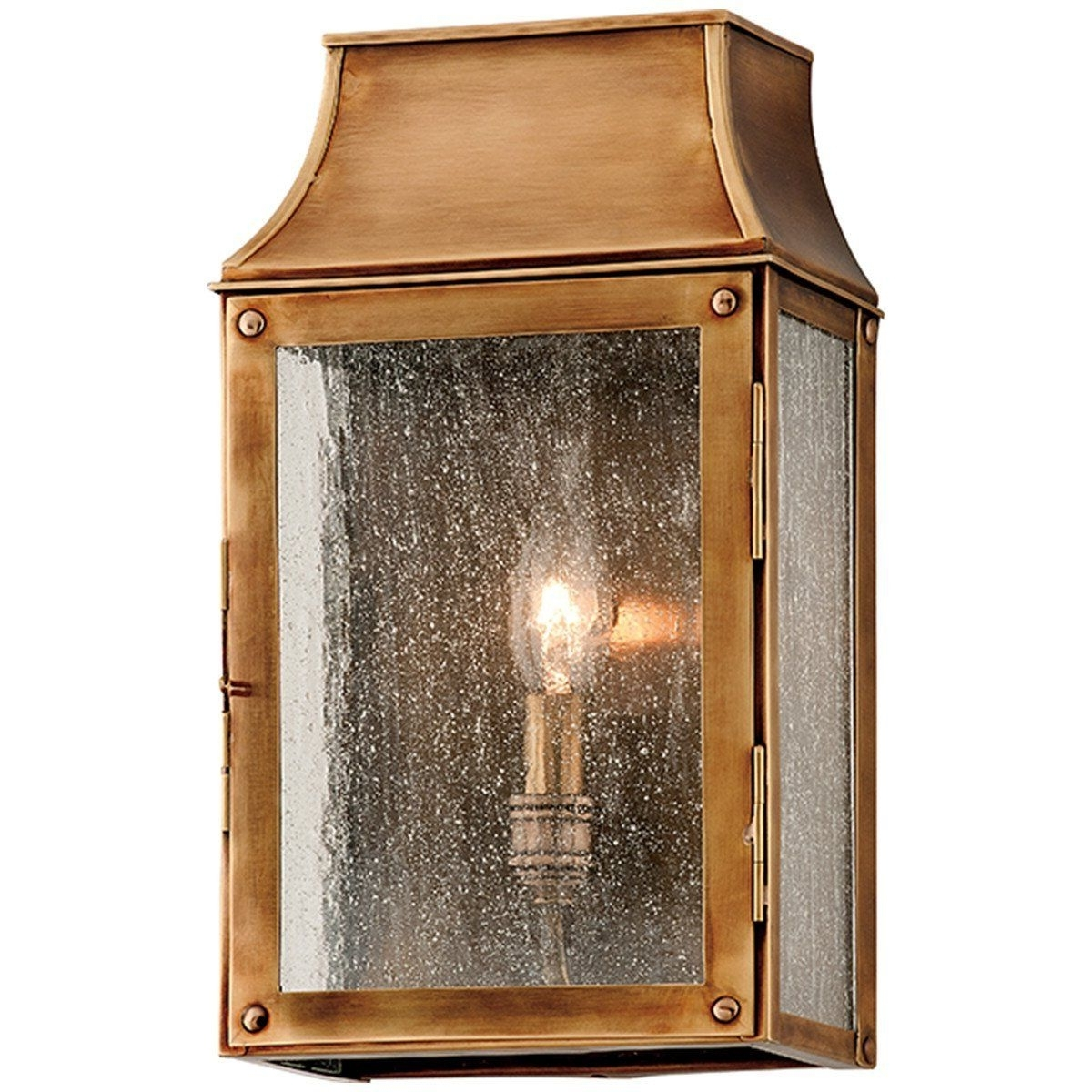 Troy Lighting Beacon Hill 1 Light Outdoor Wall Lantern (View 12 of 20)