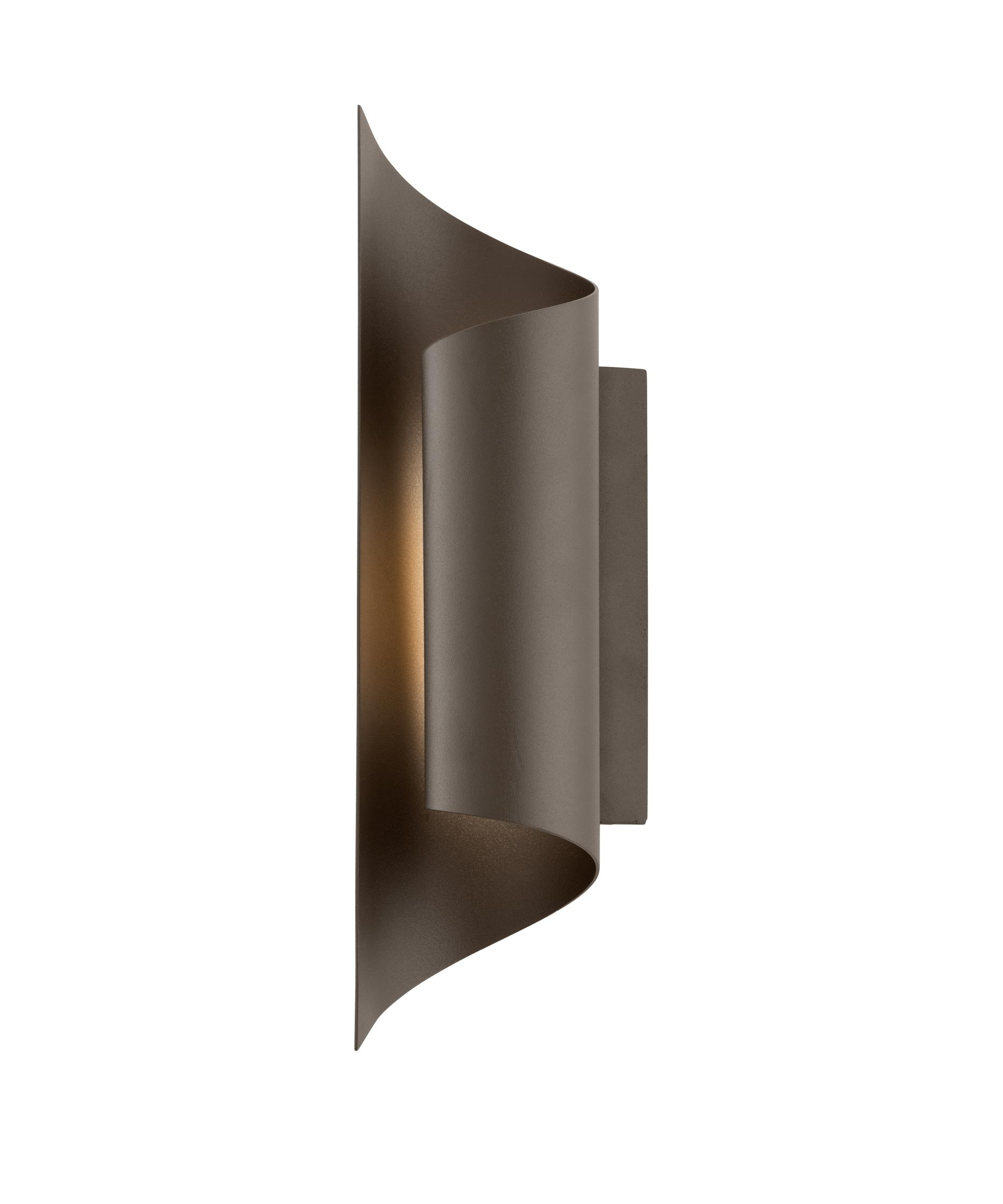Troy Lighting Bl3381 Kinetic 4 Inch Wide 8 Light Outdoor Wall Light Intended For Fashionable Outdoor Wall Lighting (View 16 of 20)