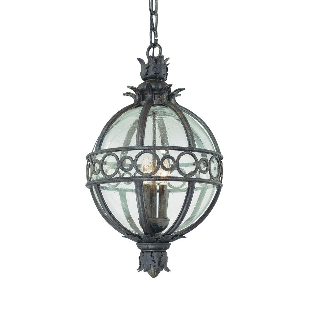 Troy Lighting Campanile 4 Light Campanile Bronze Outdoor Pendant For Most Current Troy Outdoor Hanging Lights (View 12 of 20)