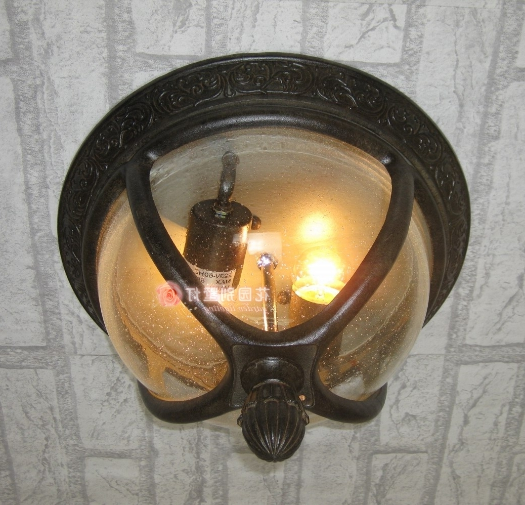 Vintage Outdoor Ceiling Lights With Famous Vintage Outdoor Ceiling Lights: Hinkley Lighting Cherry Creek (Gallery 4 of 20)