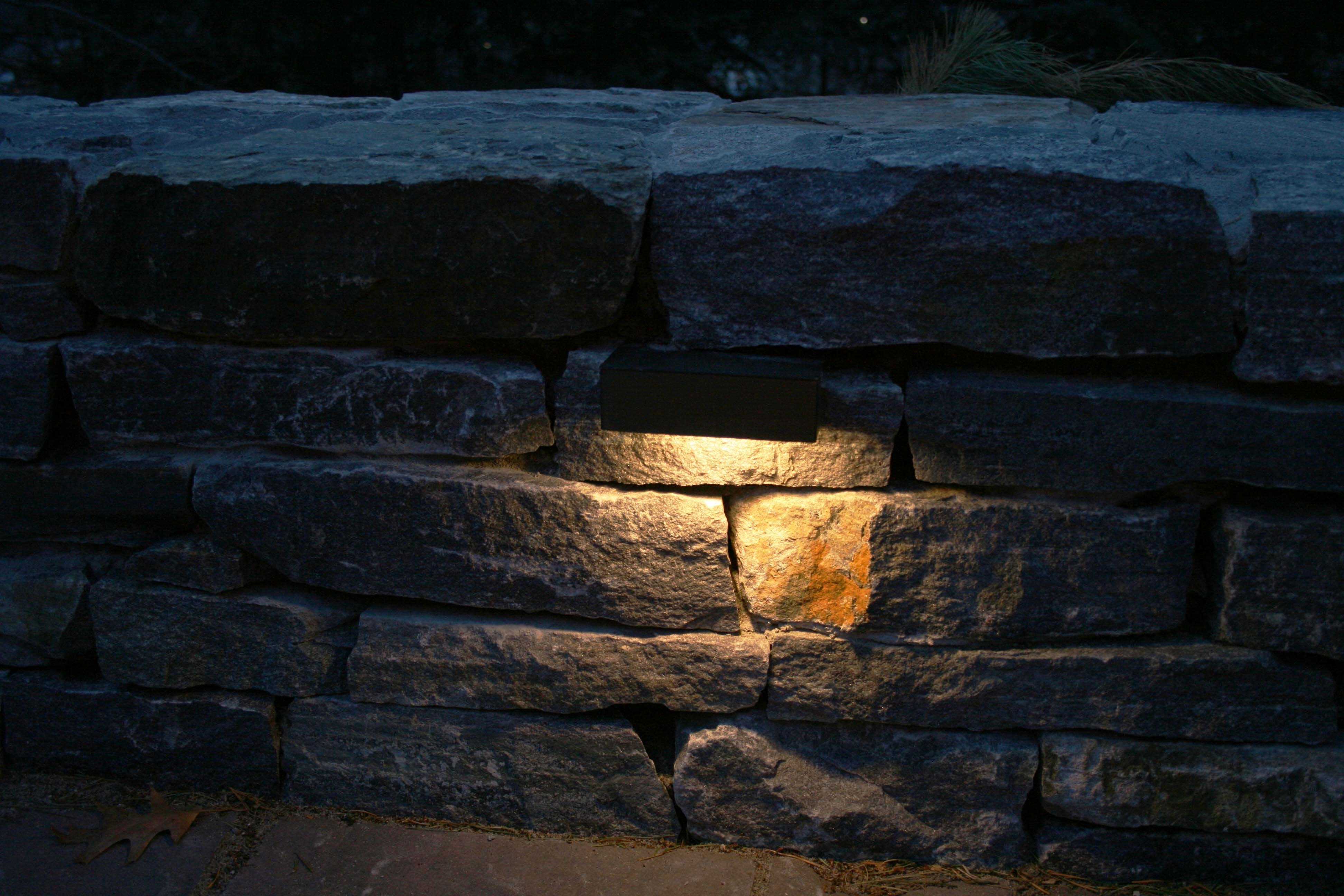Warisan Lighting Regarding Outdoor Stone Wall Lighting (View 14 of 20)