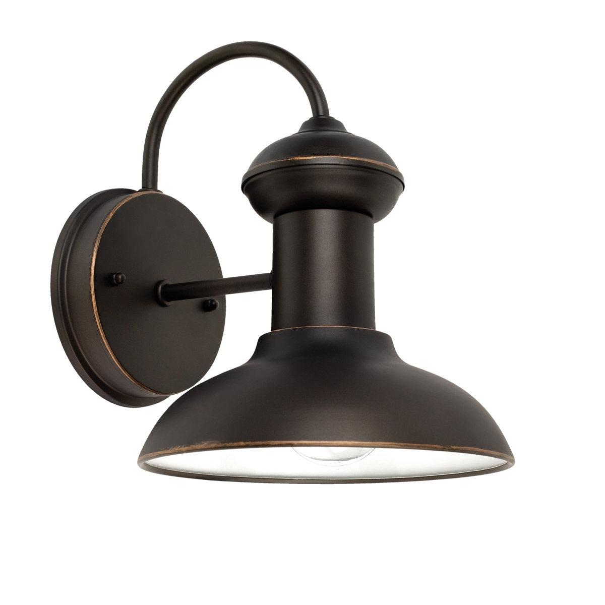 Wayfair For Well Known Modern Rustic Outdoor Lighting Att Wayfair (View 17 of 20)