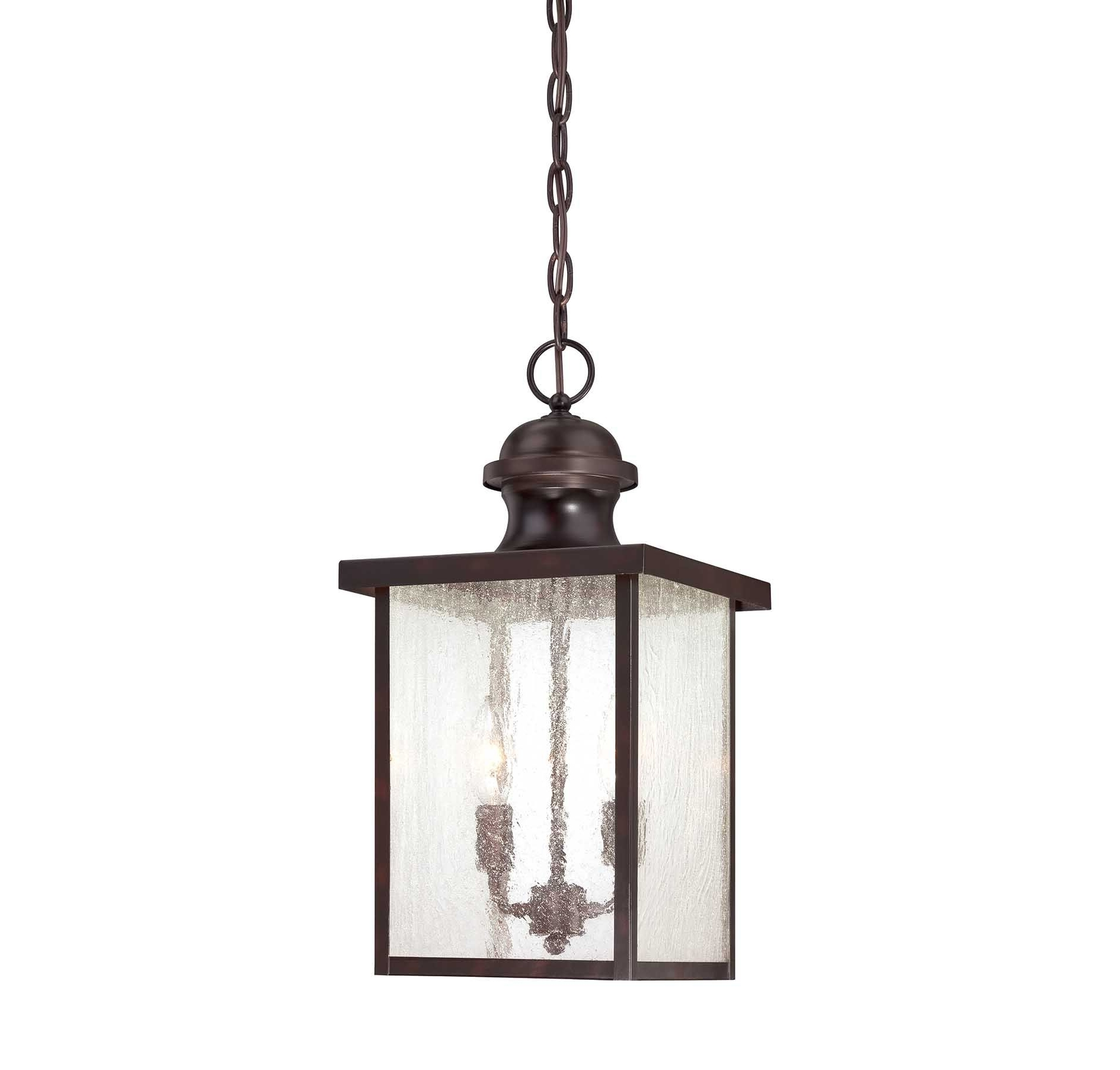 Wayfair Outdoor Hanging Lighting Fixtures With Current Newberry Hanging Exterior Lantern :: Outdoor Lighting :: Products (View 18 of 20)