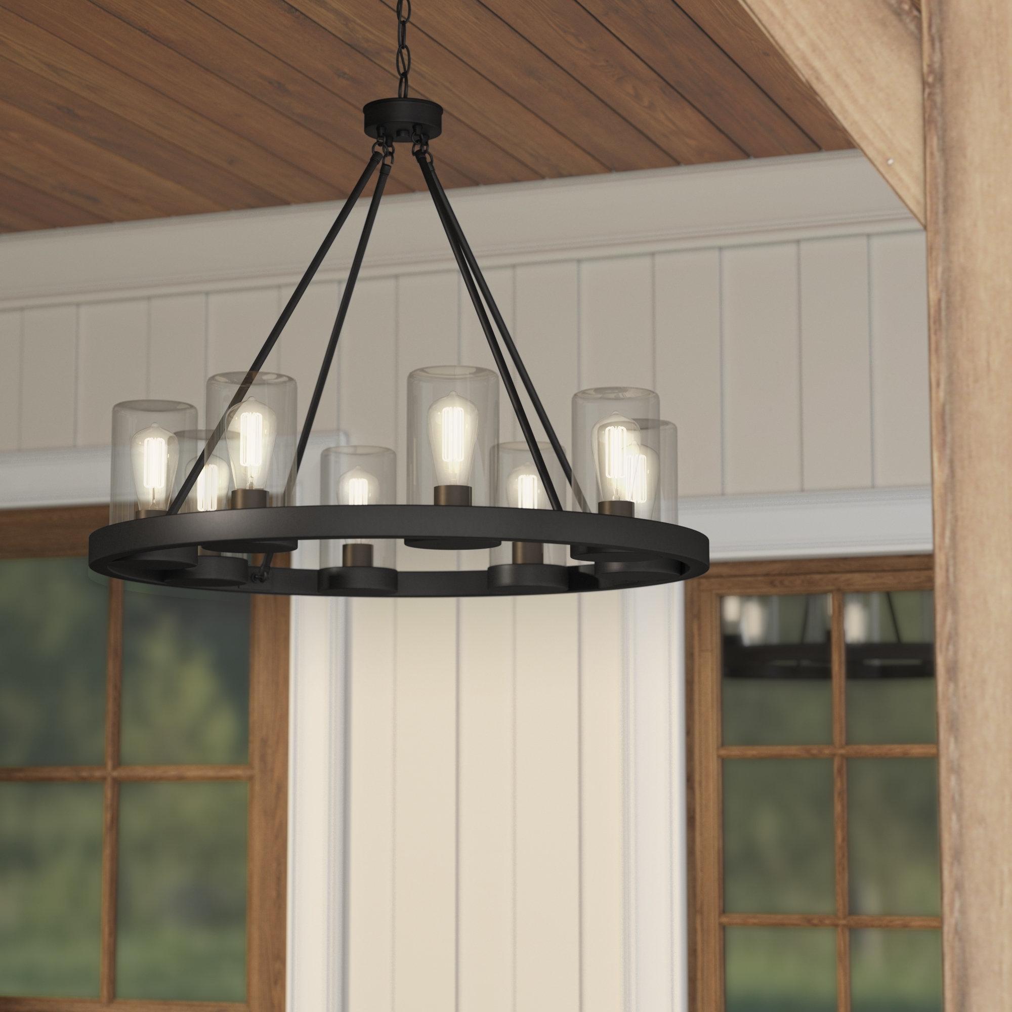 Wayfair Outdoor Hanging Lighting Fixtures With Regard To Popular Outdoor Hanging Lights You'll Love (View 17 of 20)