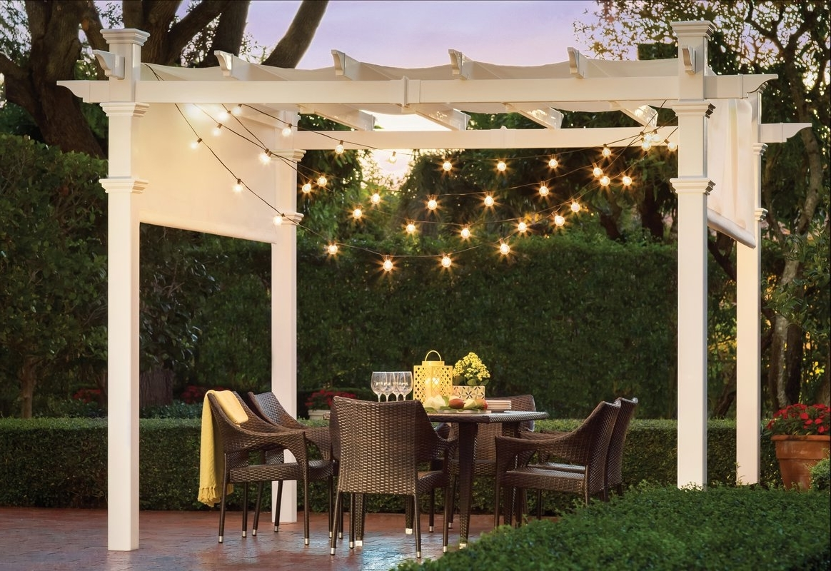 Wayfair Throughout Modern Outdoor String Lights At Wayfair (View 17 of 20)
