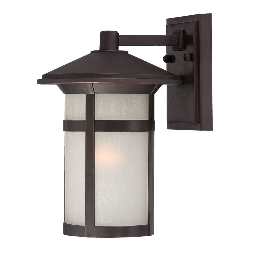Well Known Acclaim Lighting Phoenix Collection Wall Mount 1 Light Outdoor Within Acclaim Lighting Outdoor Wall Lights (View 16 of 20)