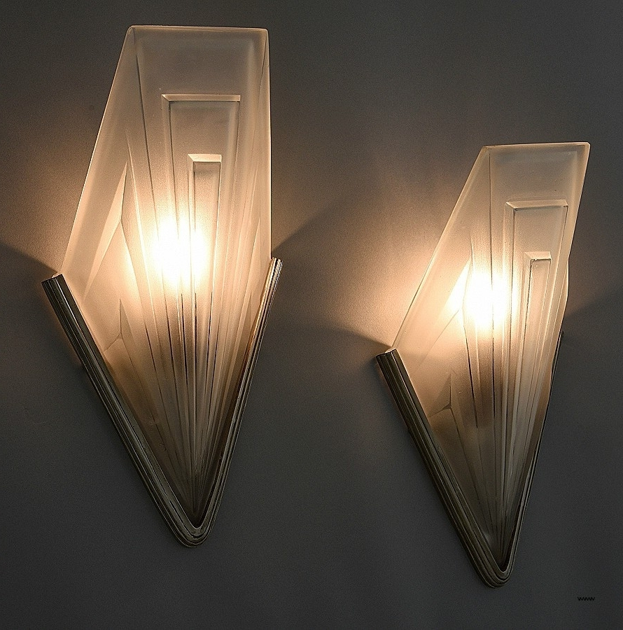 Well Known Art Deco Outdoor Wall Lights Throughout Deco Lamp : Art Nouveau Bedside Lamps Art Deco Outdoor Wall Lights (View 17 of 20)