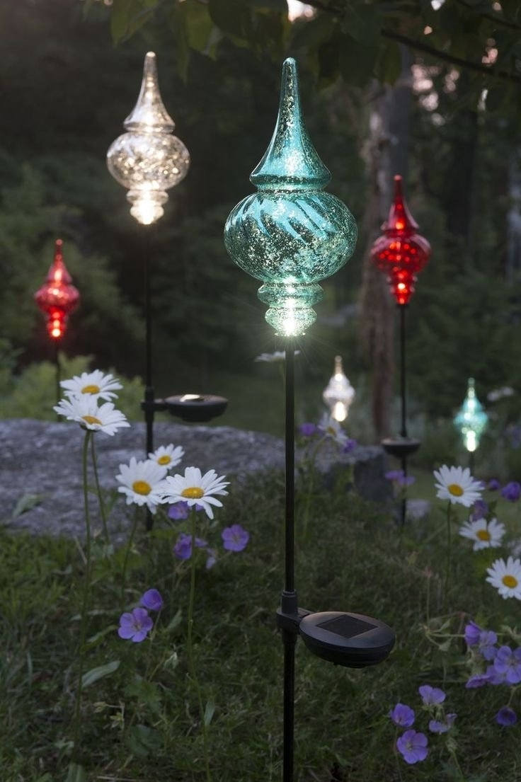 Well Known Chandeliers Design : Wonderful Solar Light For Gazebo Modern Outdoor For Modern Outdoor And Garden Solar Lights (View 11 of 20)