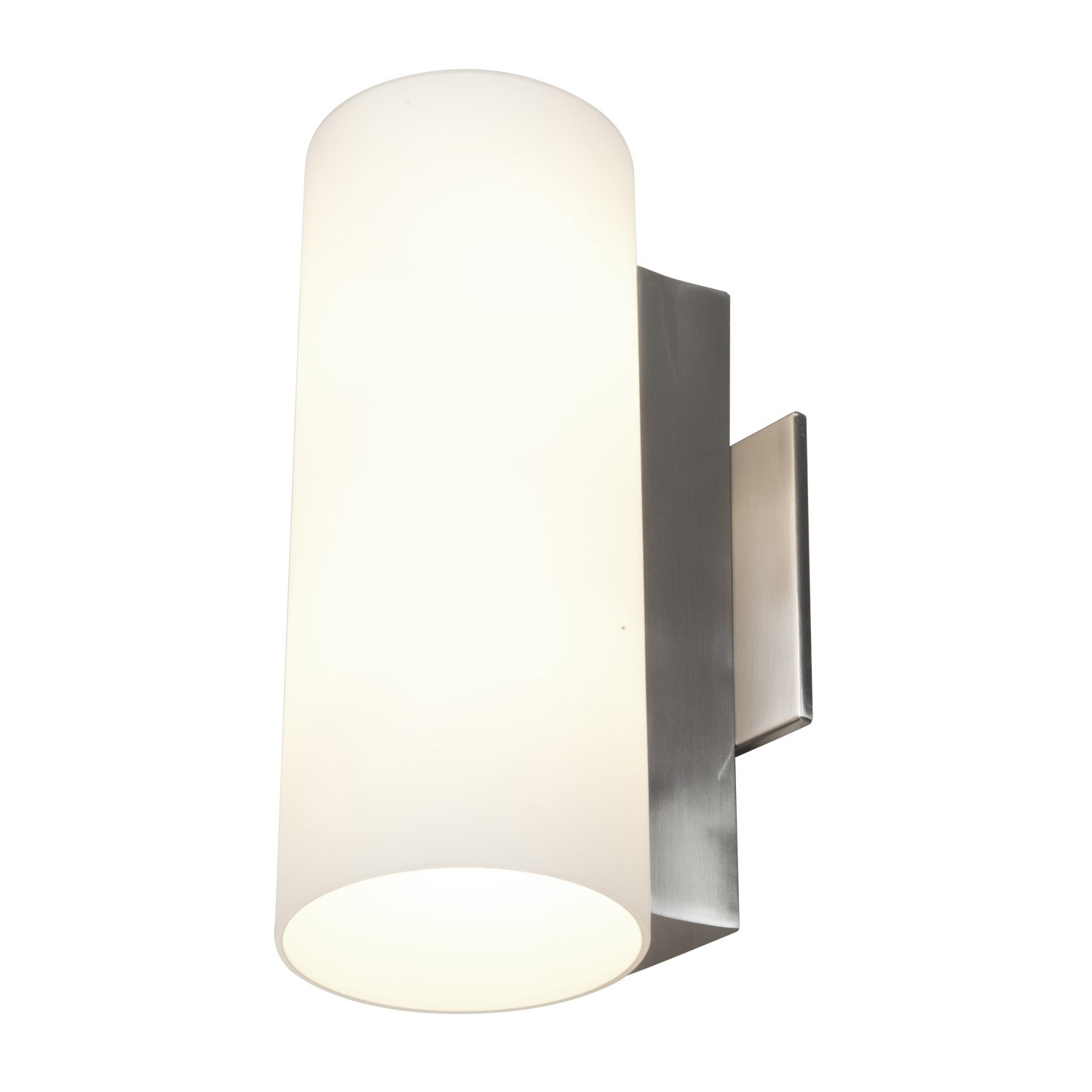 Well Known Cheap Outdoor Wall Lighting Fixtures Regarding Stainless Steel Wall Mounted Sconce Light Fixtures With White Lamp (View 7 of 20)