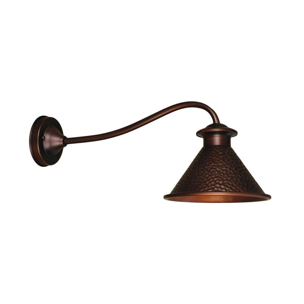 Well Known Copper – Outdoor Wall Mounted Lighting – Outdoor Lighting – The Home In Copper Outdoor Ceiling Lights (View 20 of 20)