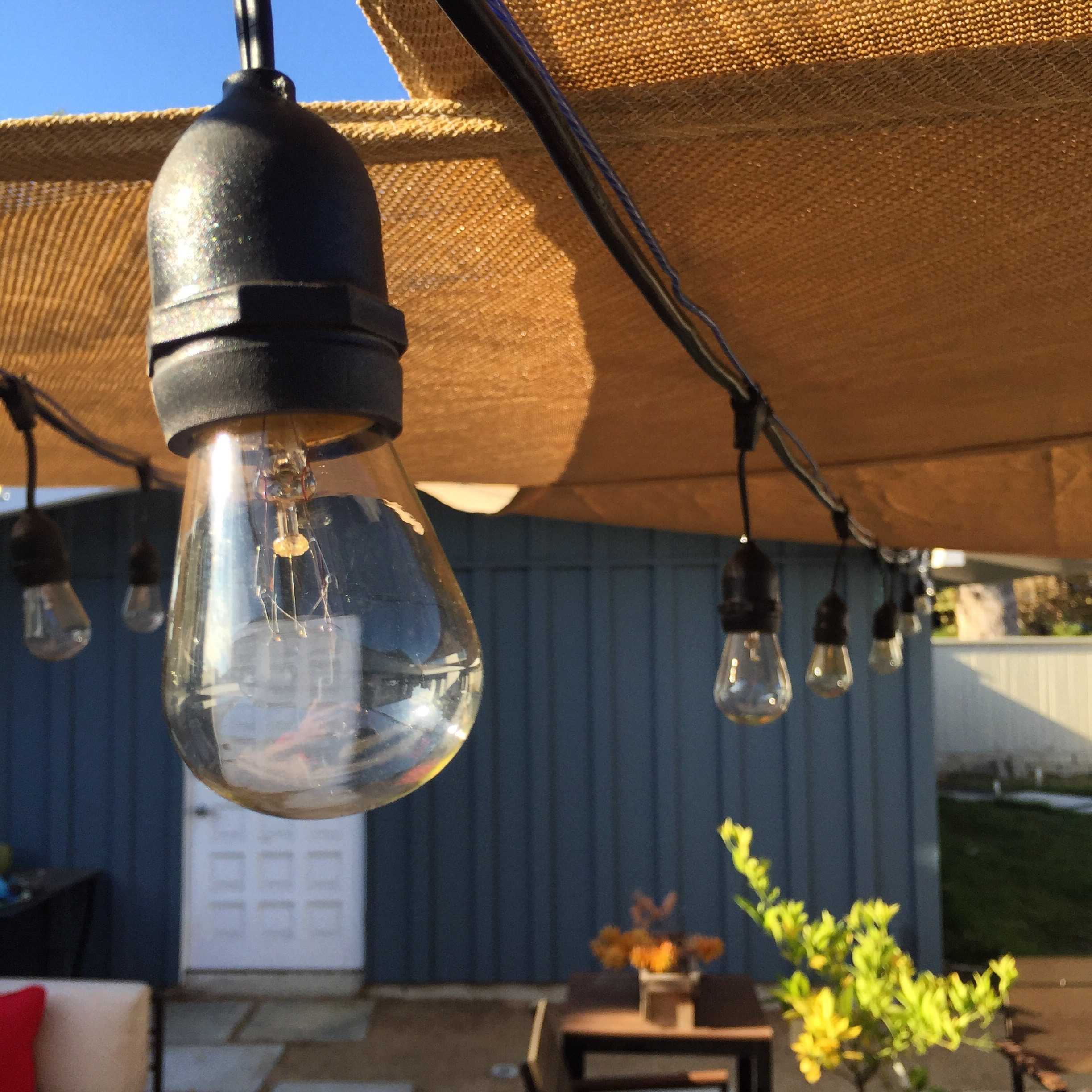 Well Known Costco Porch Light The Best Outdoor Lights String Lighting 14 Solar Regarding Hanging Outdoor String Lights At Costco (View 9 of 20)