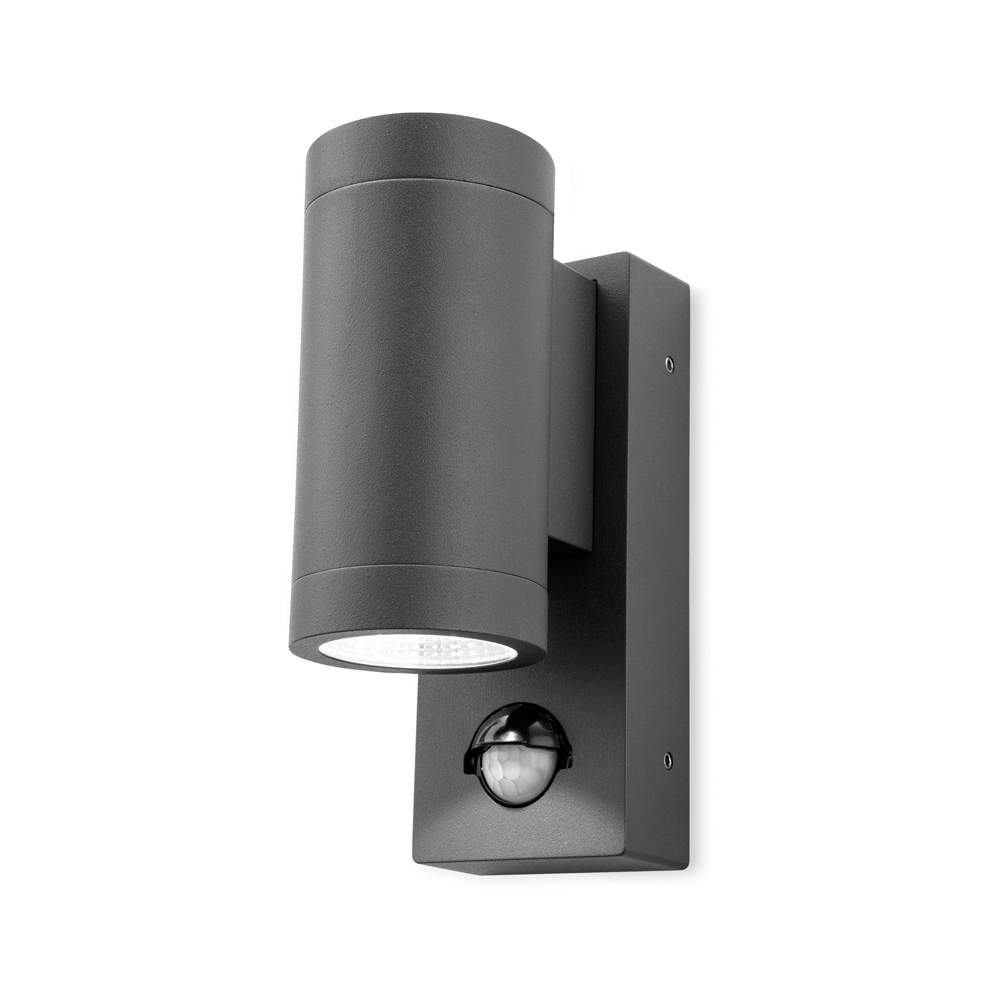 Well Known Furniture : Shelby Led Graphite Outdoor Wall Light Lights Ebay Within Bunnings Outdoor Wall Lighting (View 11 of 20)