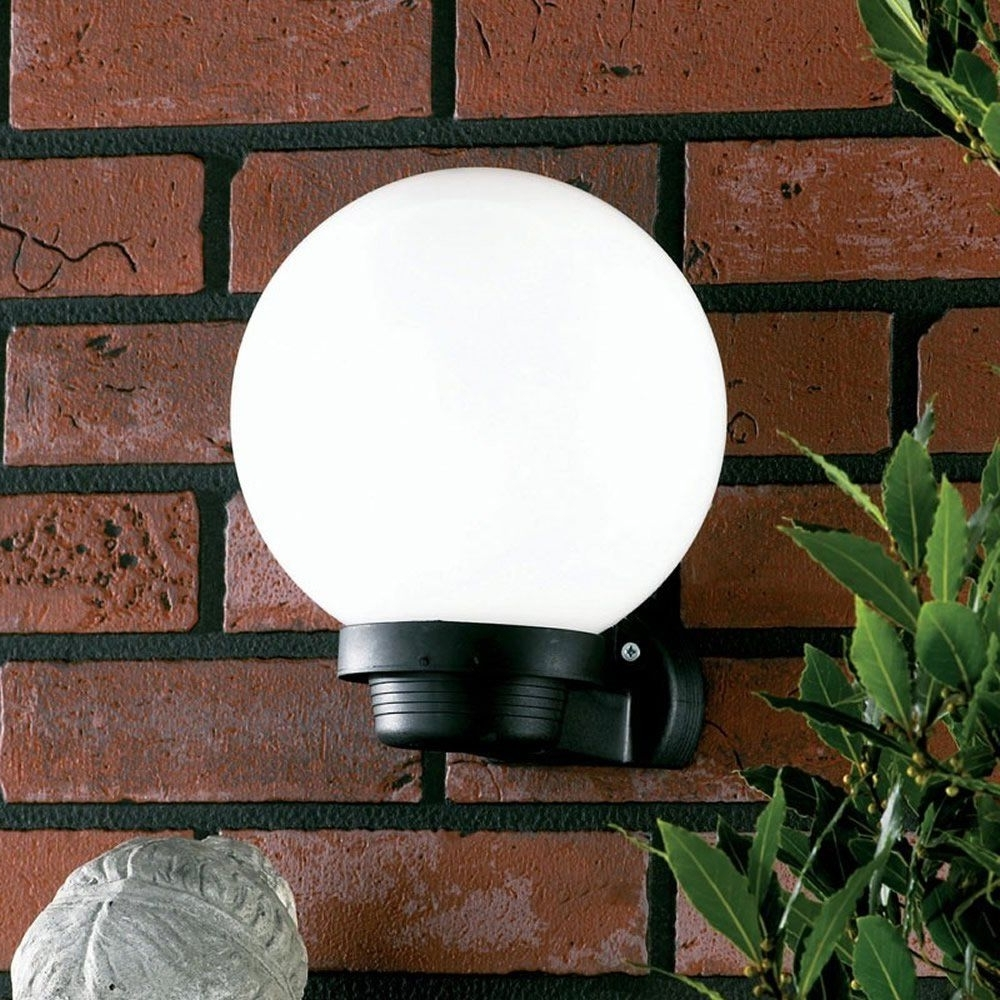 Well Known Globe Outdoor Wall Lighting Intended For Globe Outside Light – Google Search (View 7 of 20)