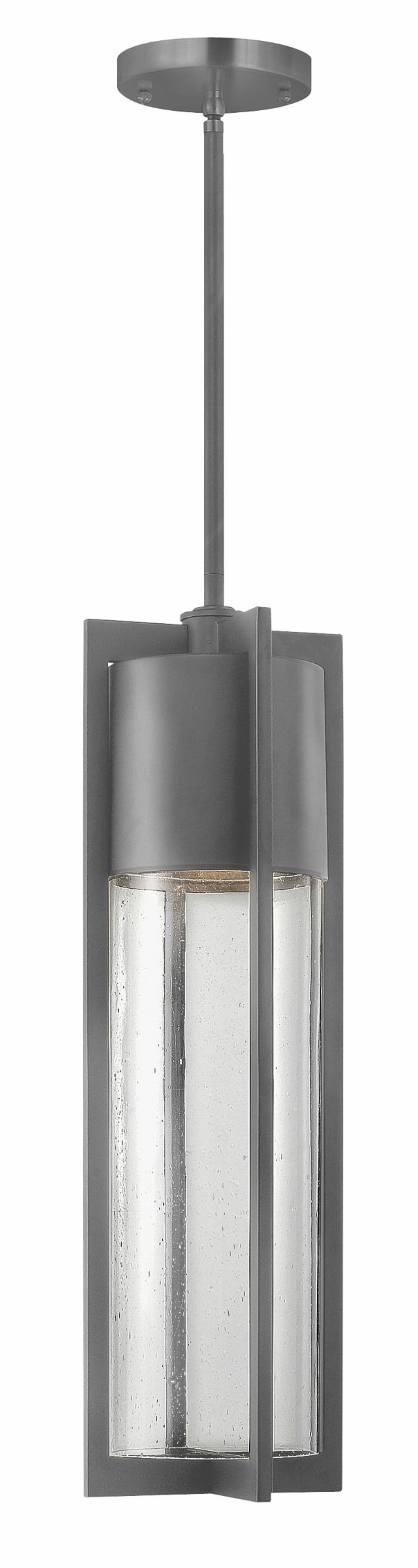 Well Known Hinkley Outdoor Hanging Lights Pertaining To Hematite Shelter > Exterior Ceiling Mount (View 14 of 20)