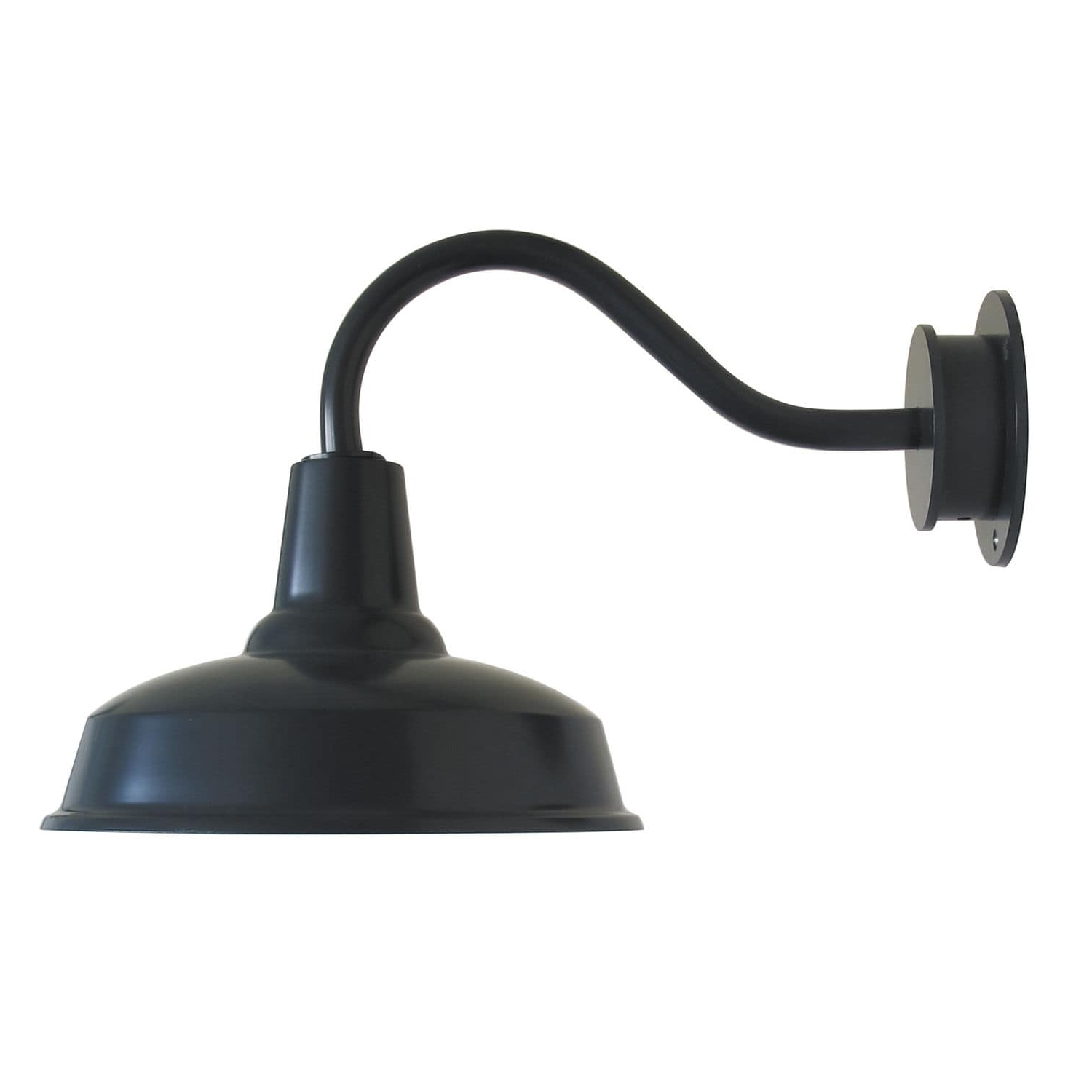 Well Known Industrial Outdoor Wall Lighting Regarding Industrial Style Wall Light / Outdoor / Metal / Led – Picco Barn (View 20 of 20)