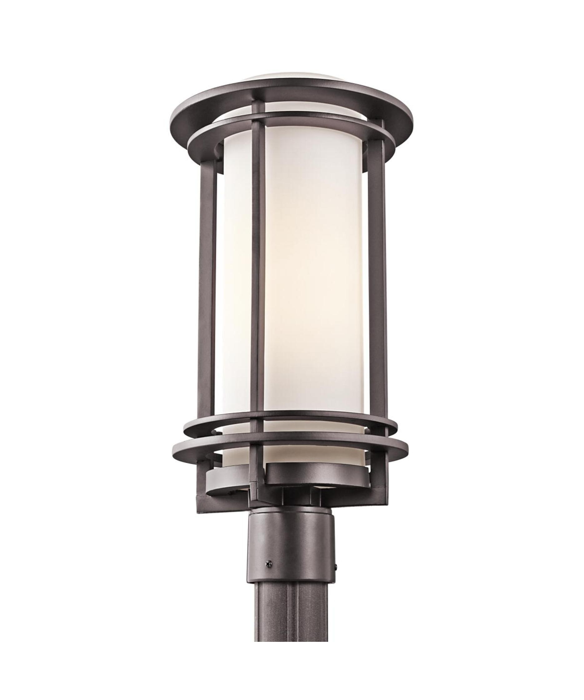 Featured Photo of Modern Outdoor Post Lighting