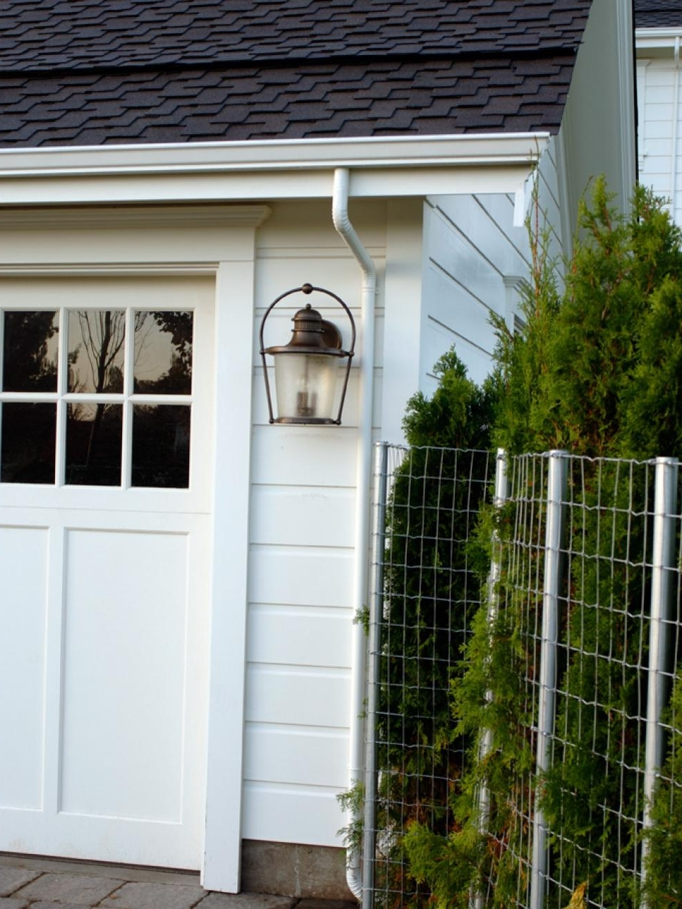 Well Known Outdoor Garage : Outdoor Led Light Fixtures Outdoor Spotlights Intended For Cottage Outdoor Lighting (View 20 of 20)