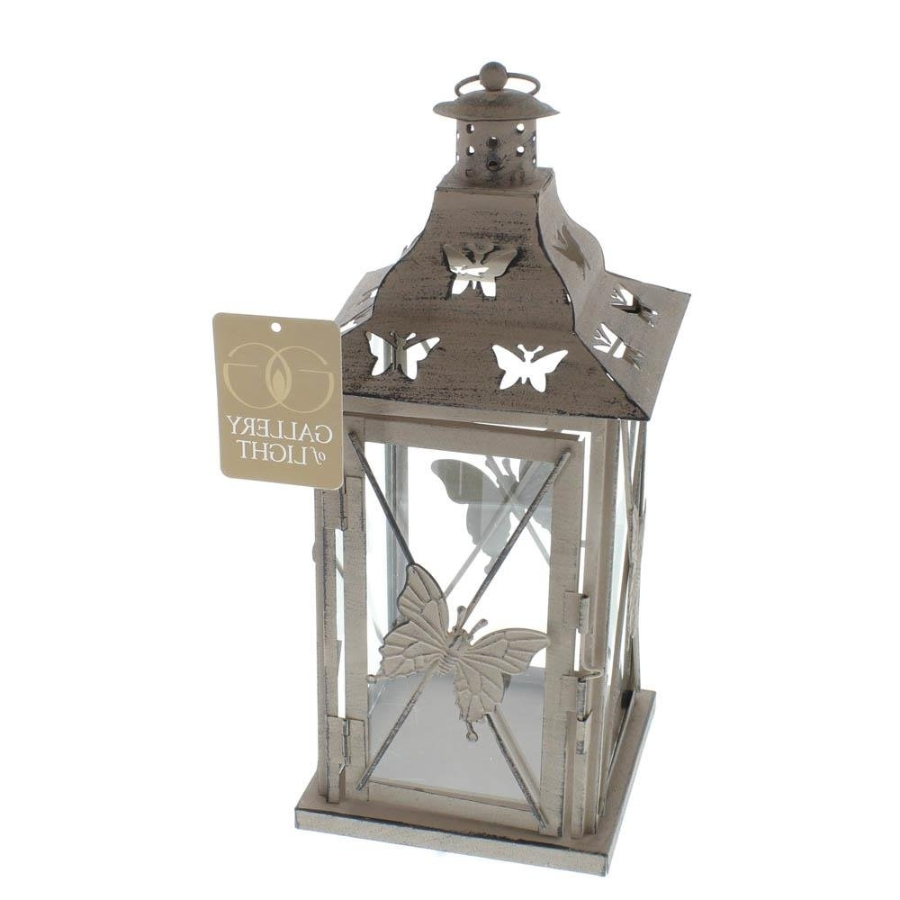 Well Known Outdoor Hanging Metal Lanterns With Lanterns Outdoor, Butterfly Metal Decorative Floor Patio Outdoor (View 19 of 20)