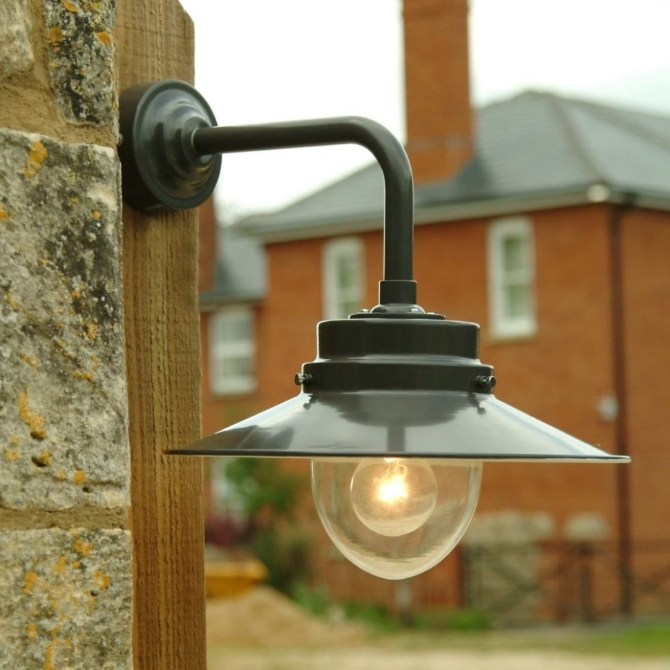 Well Known Outdoor Wall Lights At Gumtree Throughout Furniture : Exterior Fishing Lamp Charcoal Belfast Lamps Outdoor (View 3 of 20)