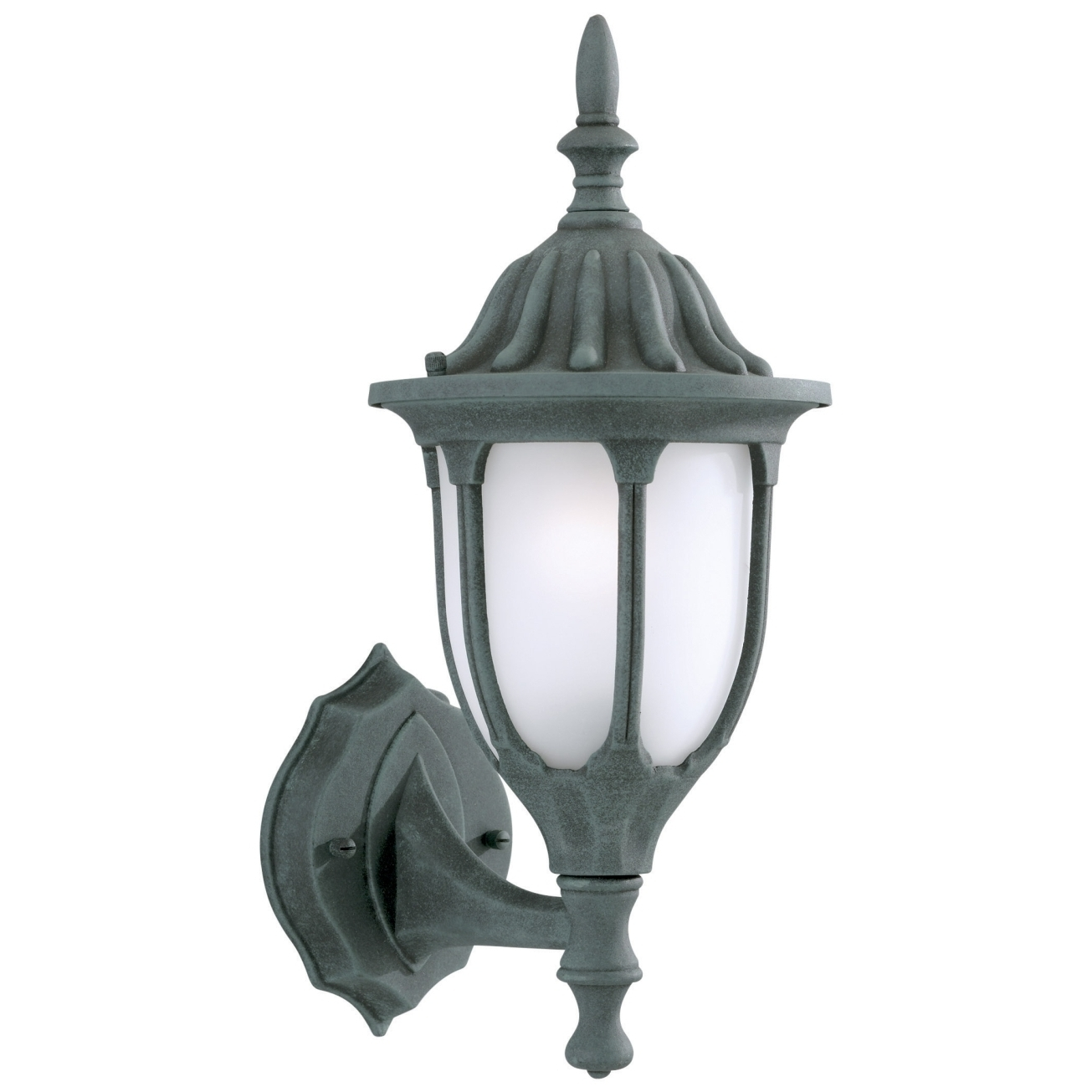 Well Known Residential Outdoor Wall Lighting Pertaining To Exterior Light Fixtures & Outdoor Wall Lighting At Ace Hardware (View 20 of 20)