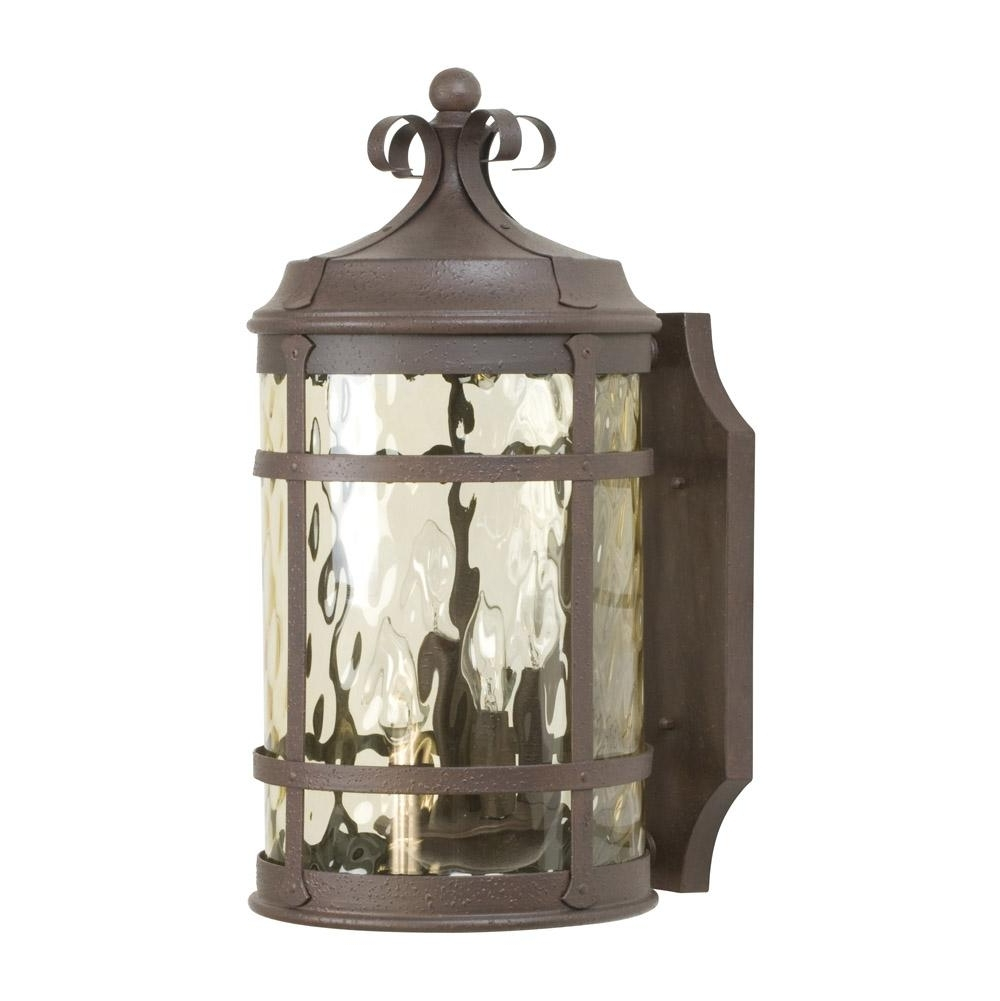 Well Liked Accessories And Furniture. Rustic Outdoor Lighting (View 8 of 20)