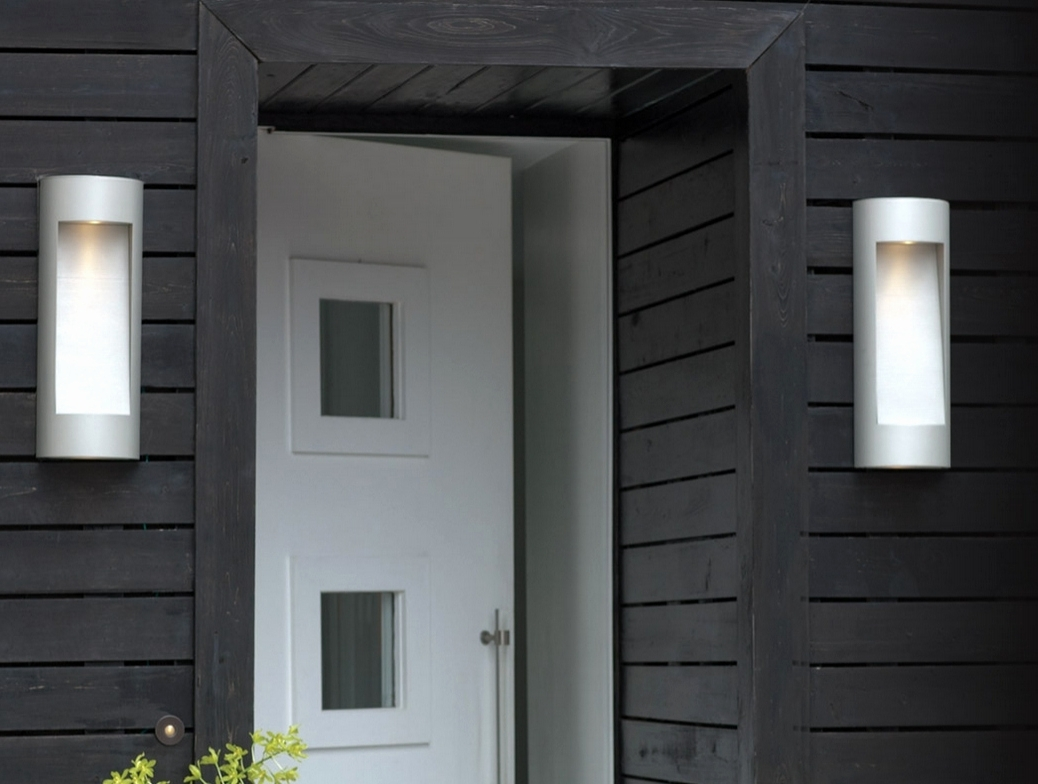 Well Liked Contemporary Outdoor Wall Mount Lighting Inside 17 Fresh Contemporary Outdoor Wall Light (View 19 of 20)