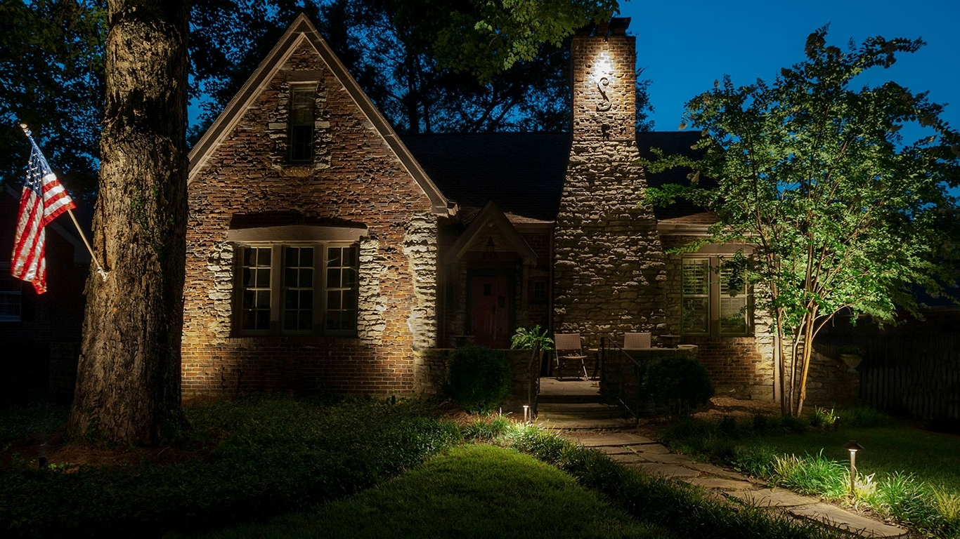 Well Liked Hanging Outdoor Entrance Lights In Outdoor Lighting In Nashville, Tn (View 18 of 20)