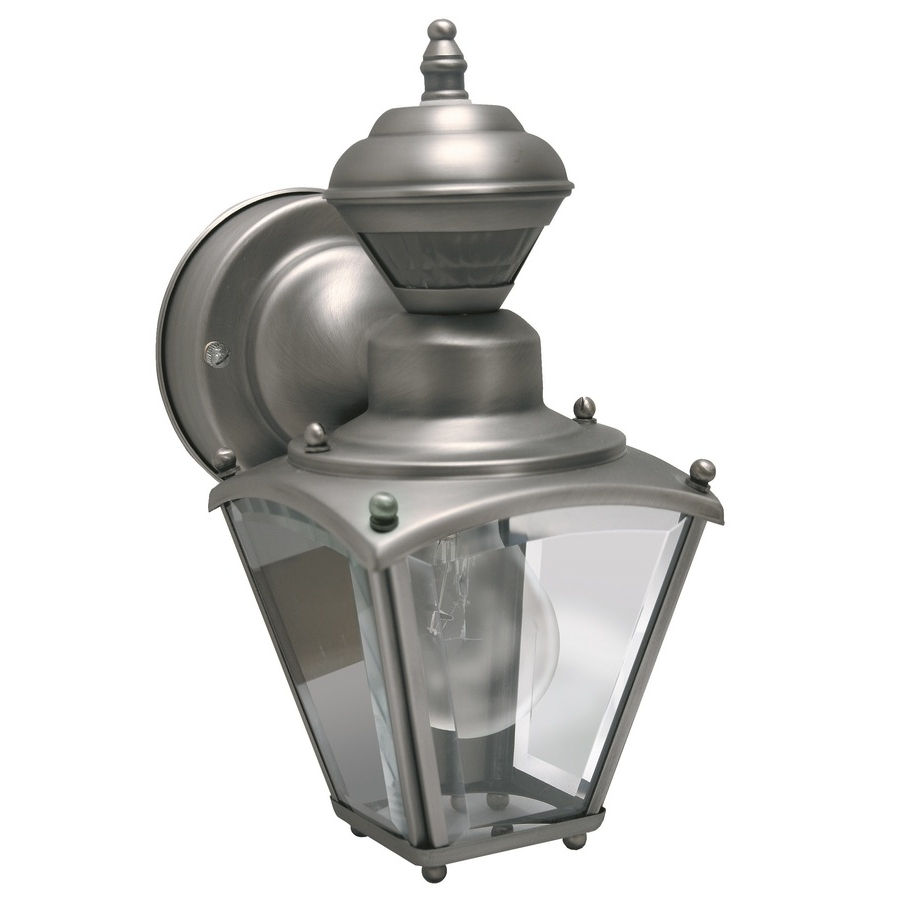 Well Liked Heath Zenith Outdoor Wall Lighting With Shop Heath Zenith (View 13 of 20)