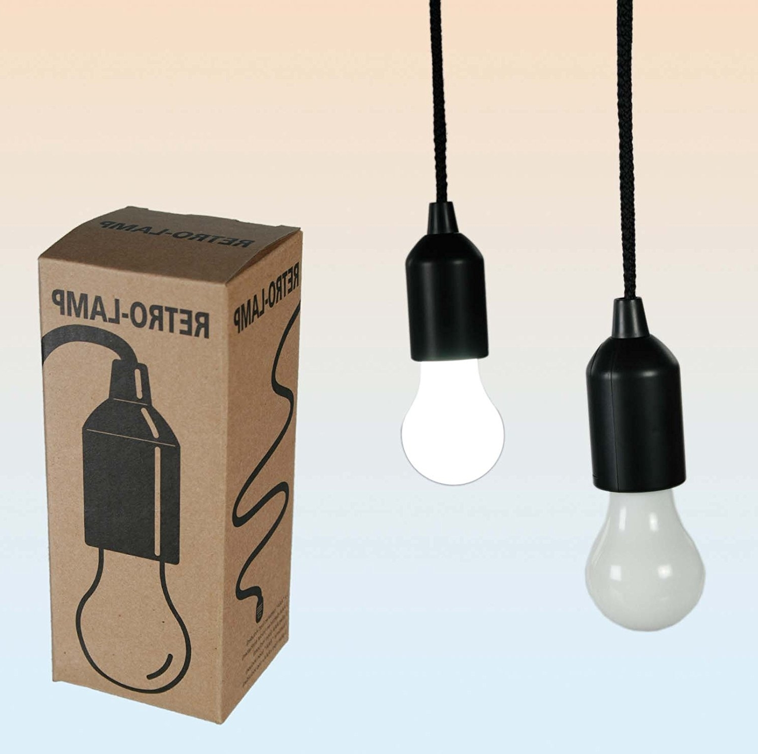 Well Liked Led Battery Operated Light Nostalgic Bulb 100Cm Amazon Co Uk With Outdoor Hanging Lights With Battery (View 20 of 20)