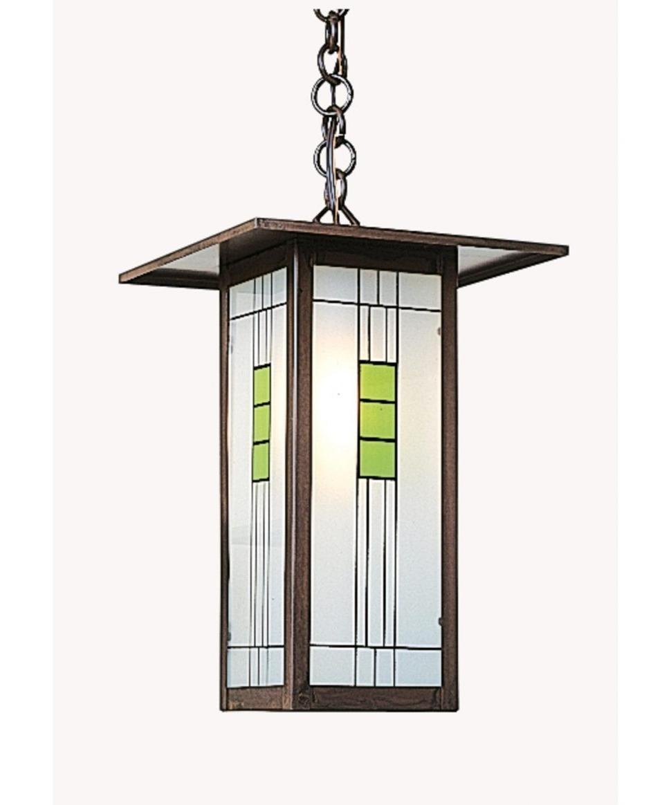 Well Liked Lighting : Craftsman Style Low Voltage Outdoor Lighting Wall Spanish Inside Mission Style Outdoor Ceiling Lights (View 19 of 20)