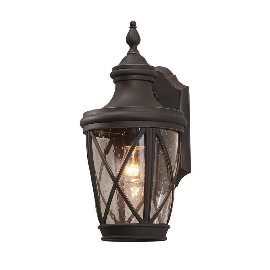 Well Liked Outdoor Wall Lighting Fixtures At Amazon Intended For Outdoor Wall Mounted Lighting The Home Depot Image With Astounding (View 3 of 20)