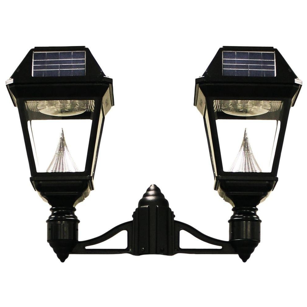 Well Liked Post Lighting – Outdoor Lighting – The Home Depot Pertaining To Modern Led Post Lights At Home Depot (View 19 of 20)