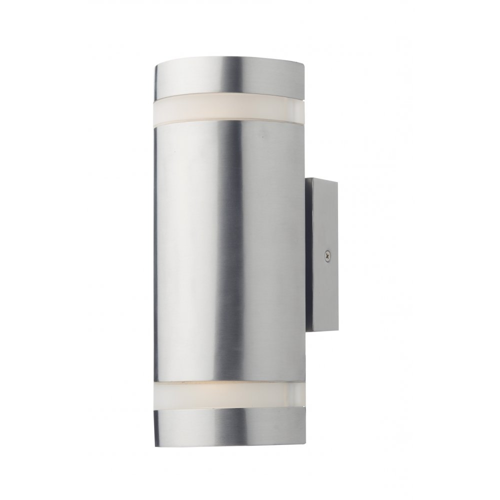 Wessex Wall Light Throughout Favorite Silver Outdoor Wall Lights (View 7 of 20)